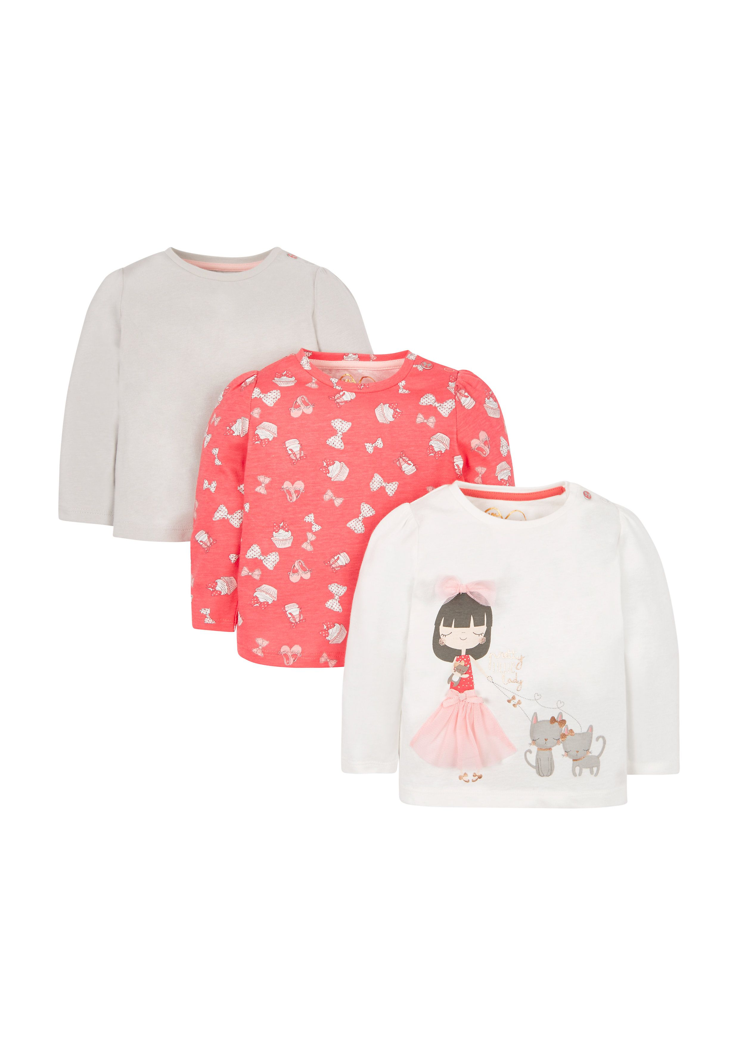 Mothercare | T-Shirts - 3 Pack