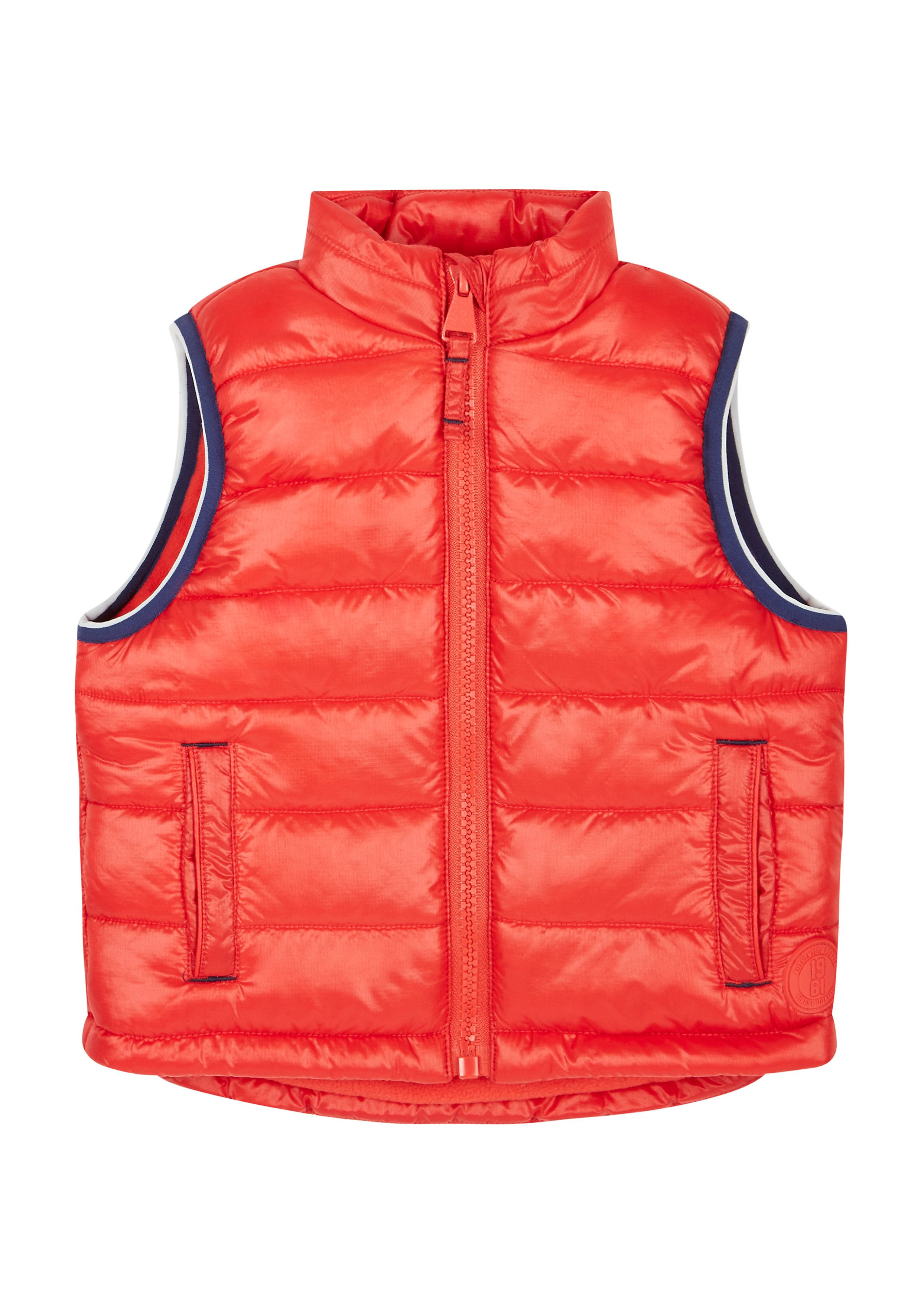 Mothercare   Red Padded Gilet