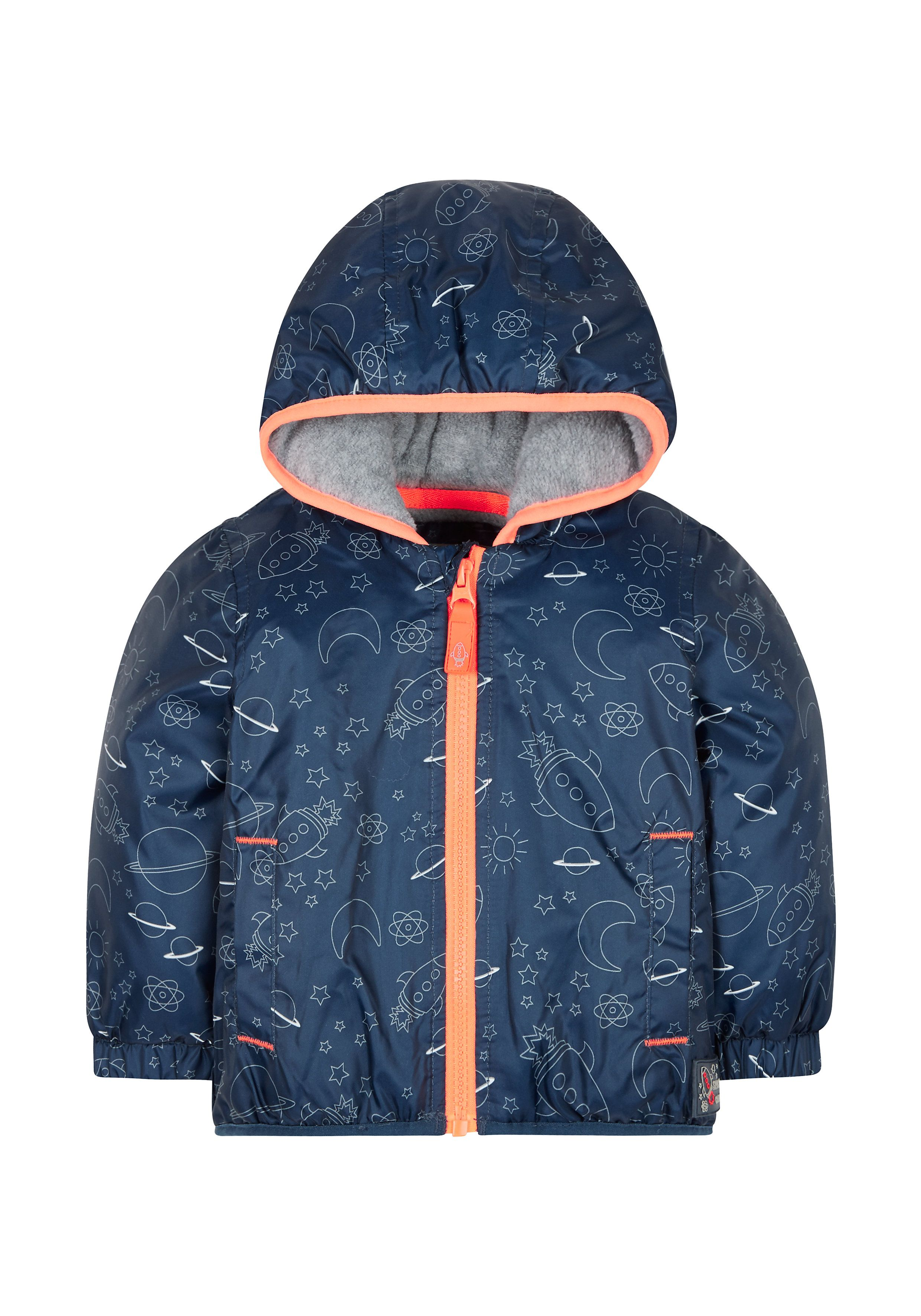 Mothercare | Space Fleece-Lined Jacket