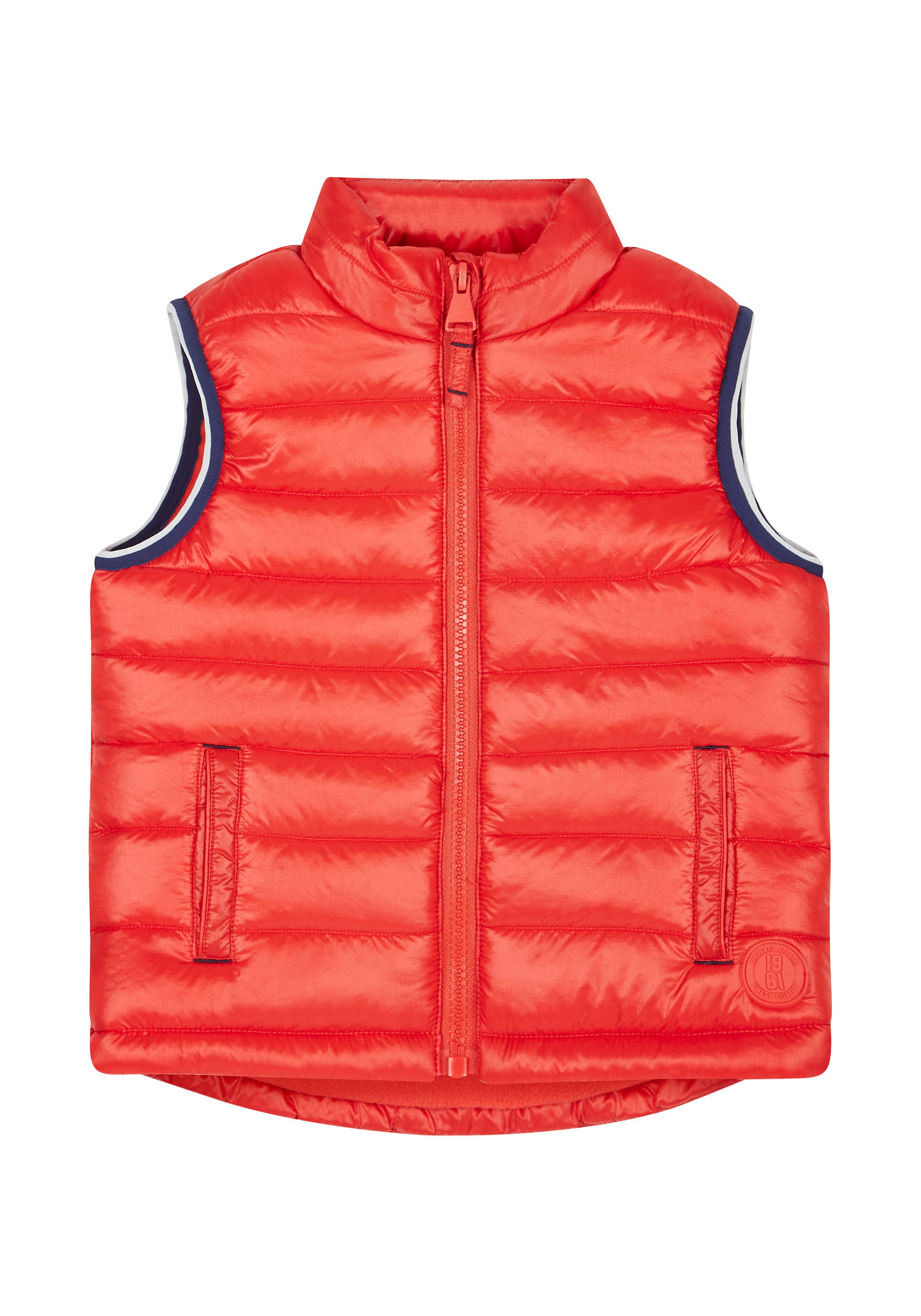 Mothercare | Red Padded Gilet