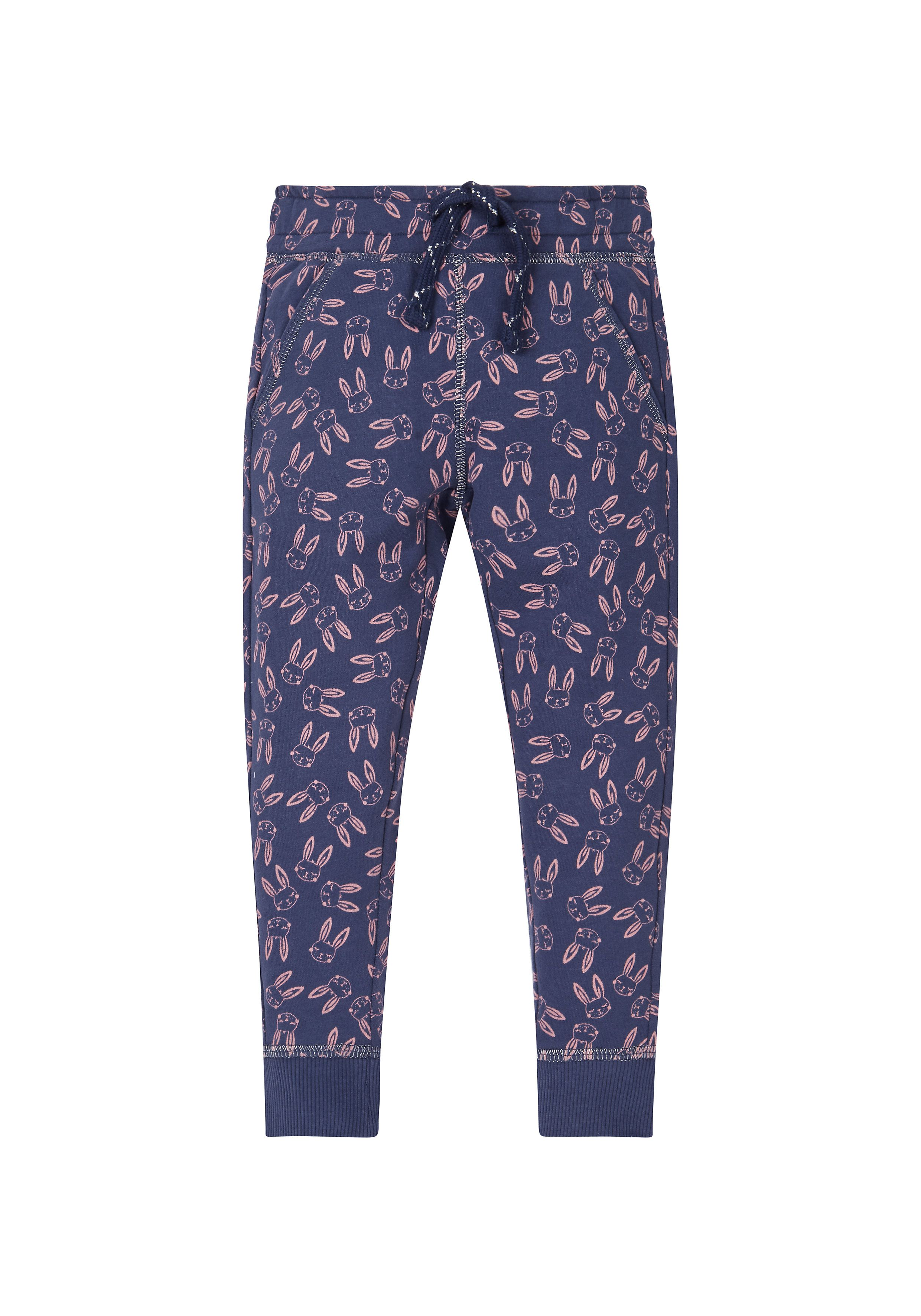 Mothercare | Navy Bunny Joggers