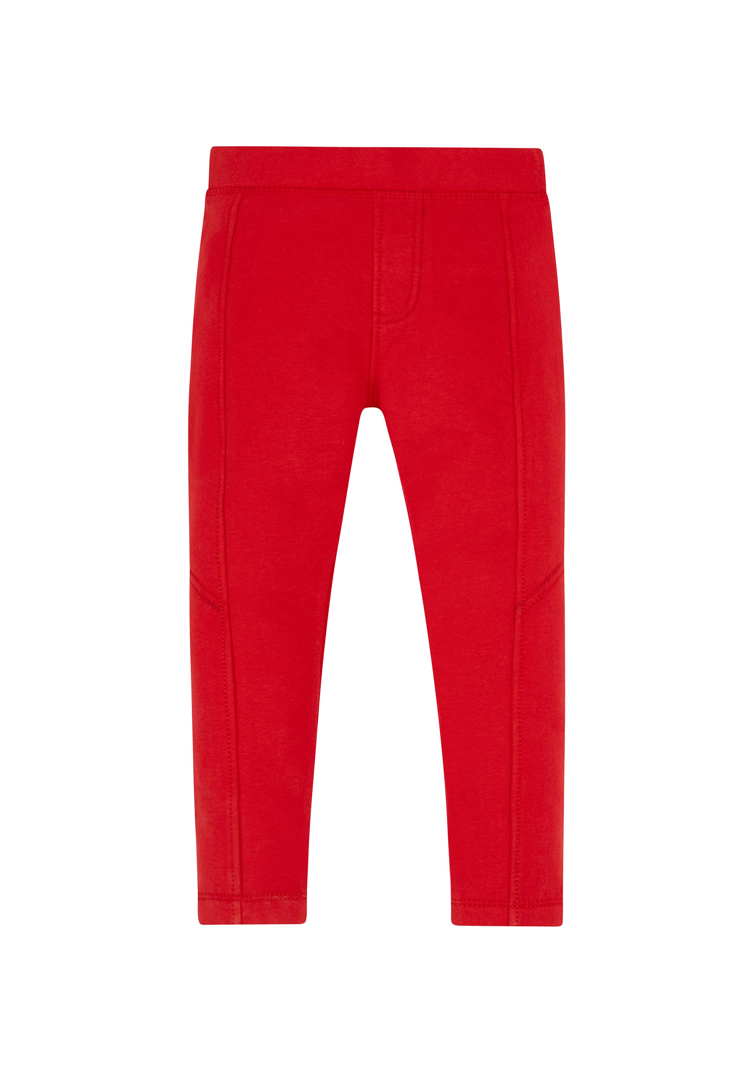 Mothercare | Red Cotton Leggings