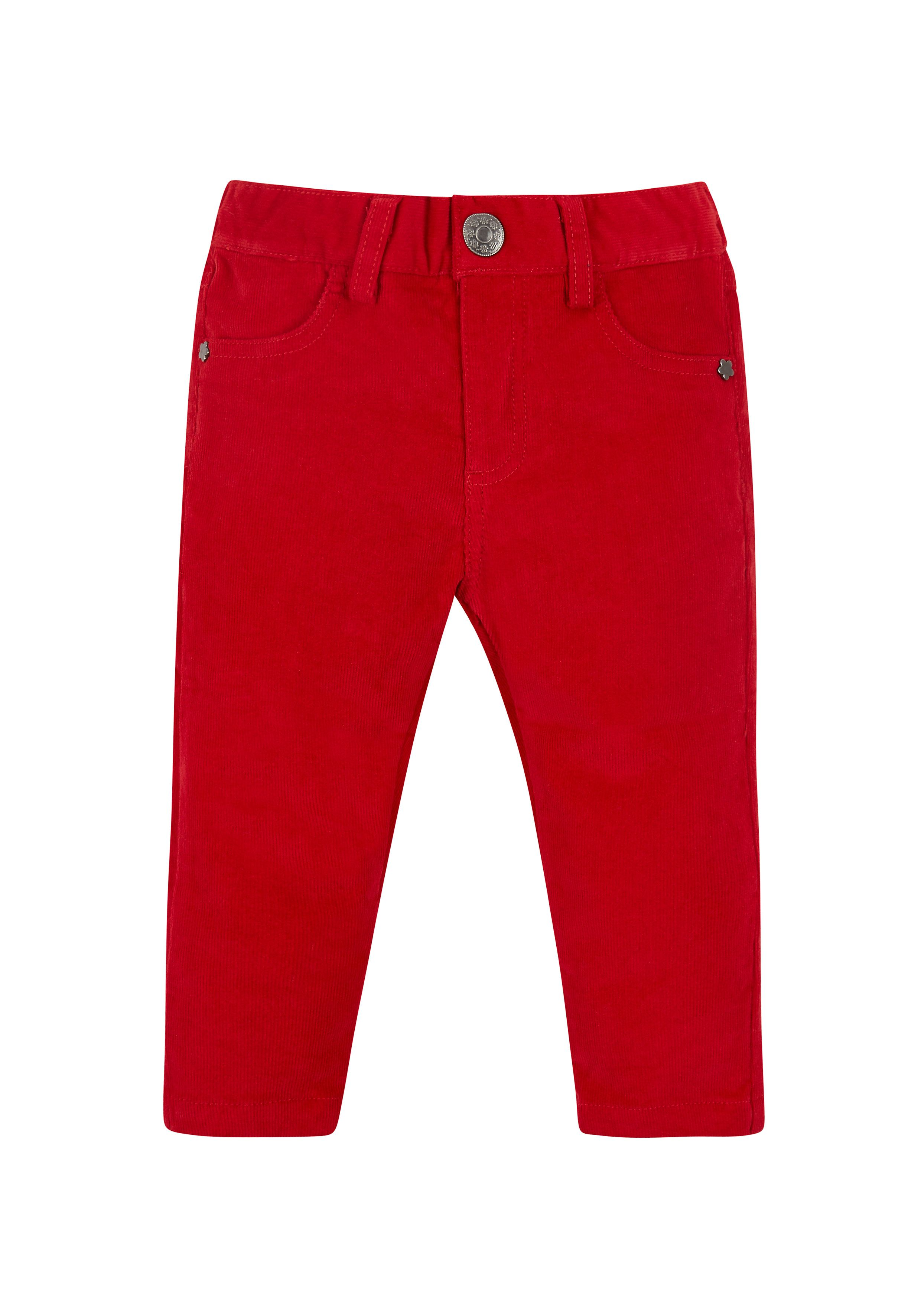 Mothercare | Red Cord Skinny Jeans