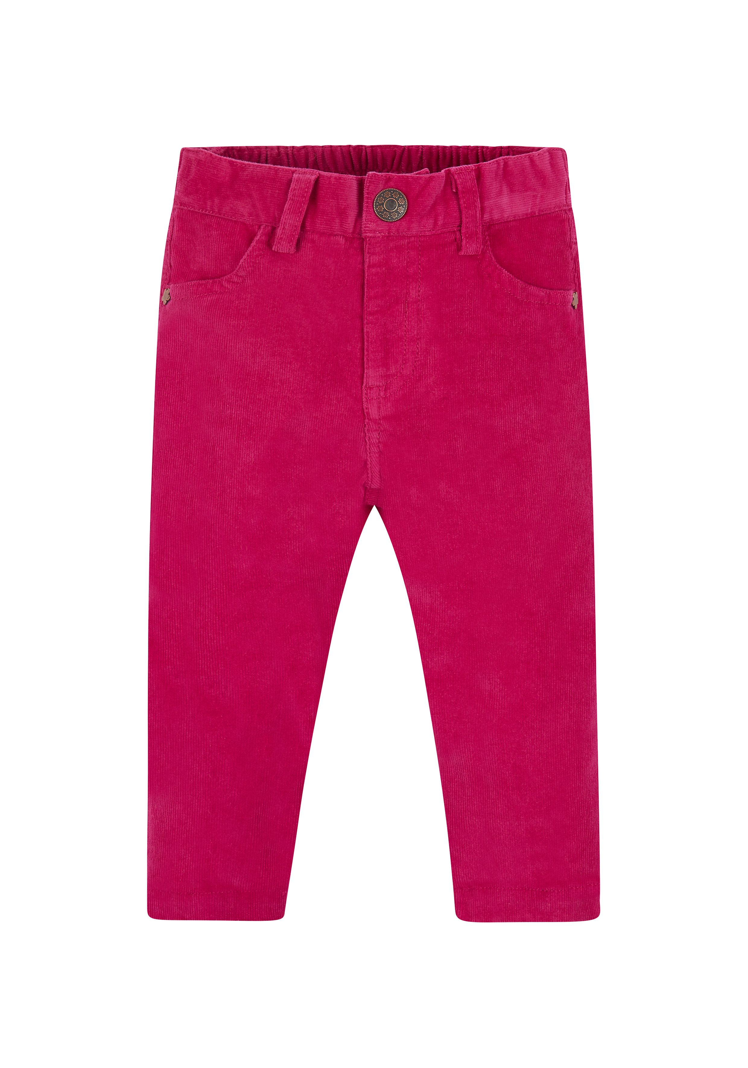 Mothercare   Pink Cord Skinny Jeans