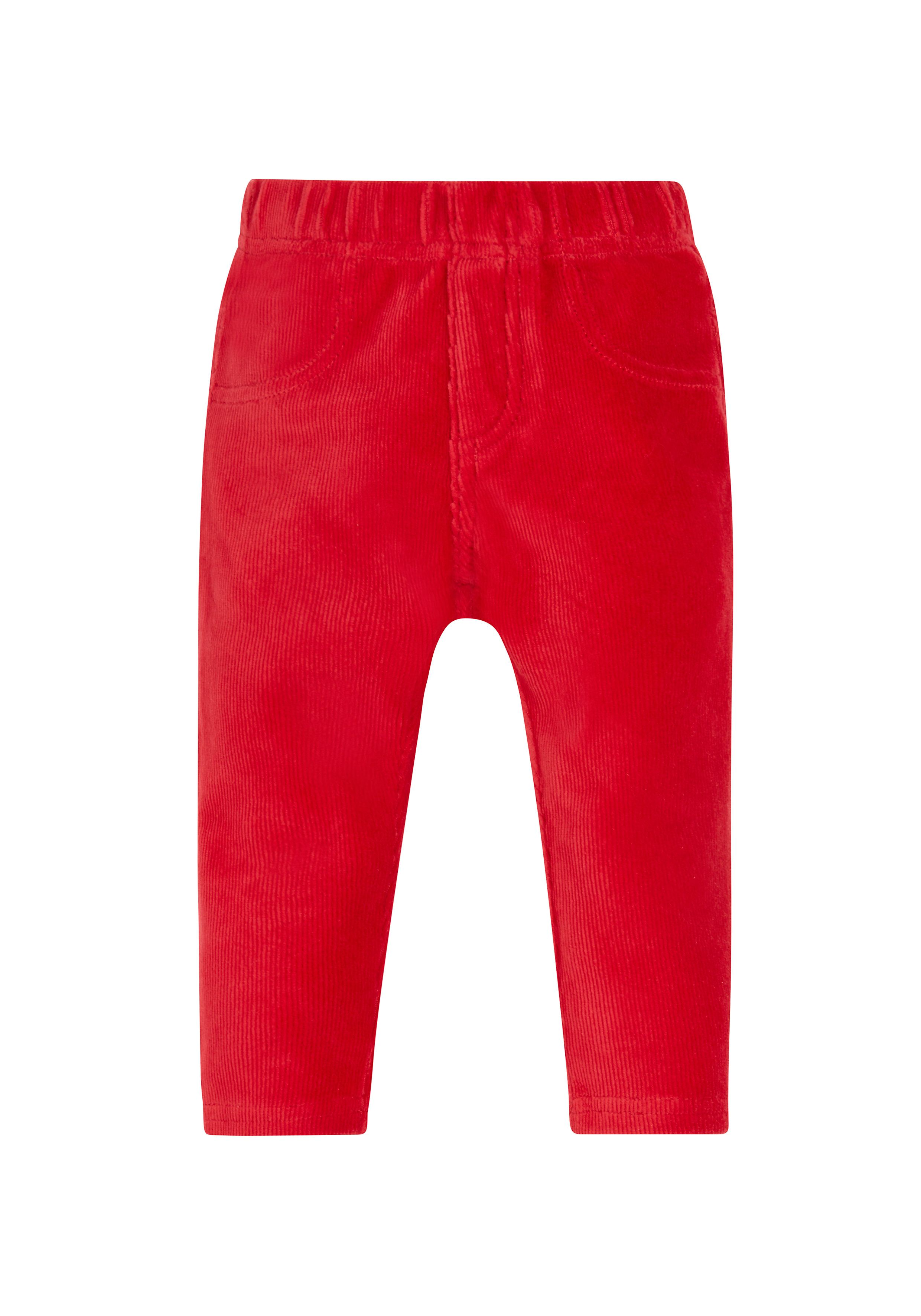 Mothercare | Red Cord Trousers