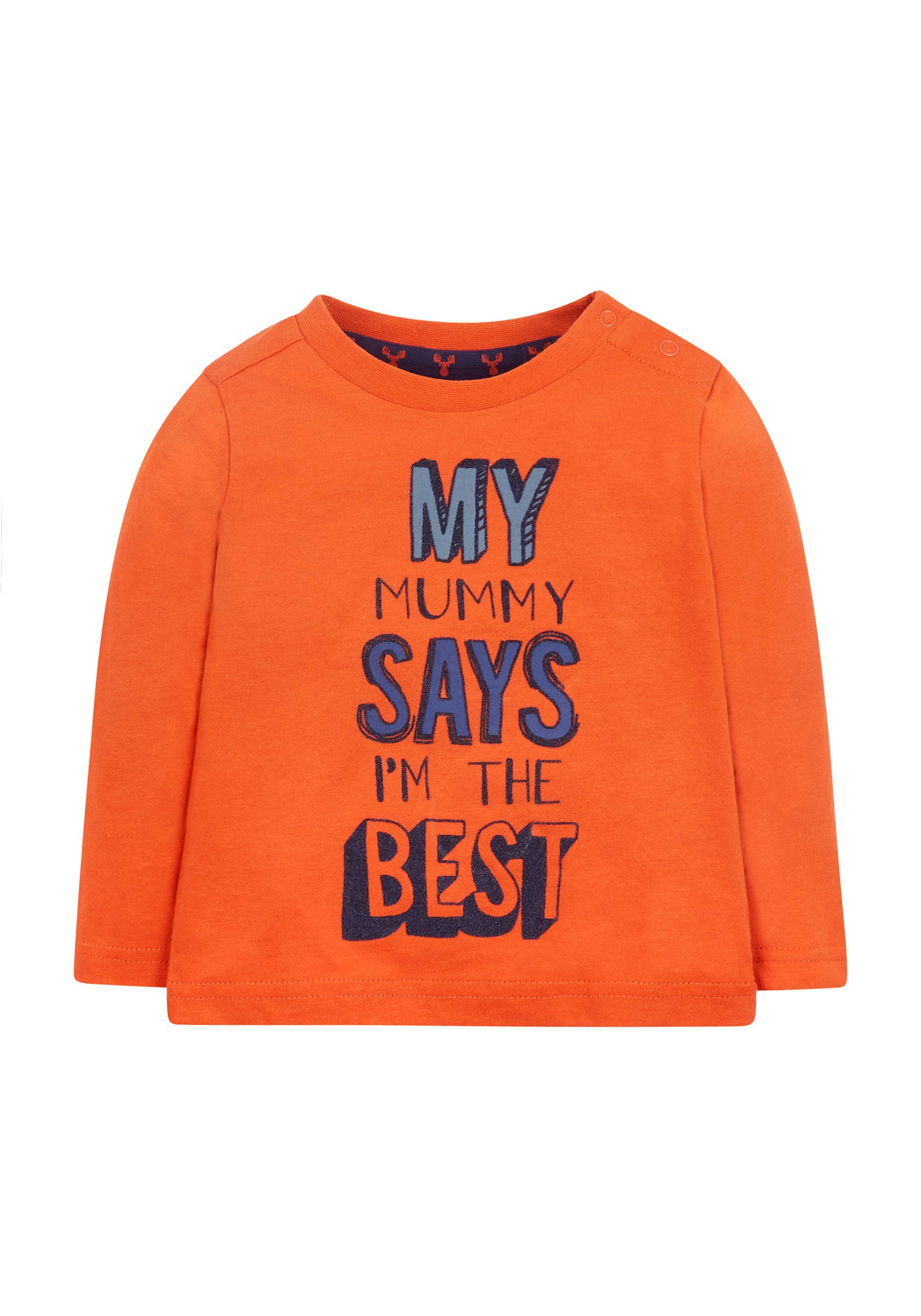 Mothercare | Mummy Says T-Shirt