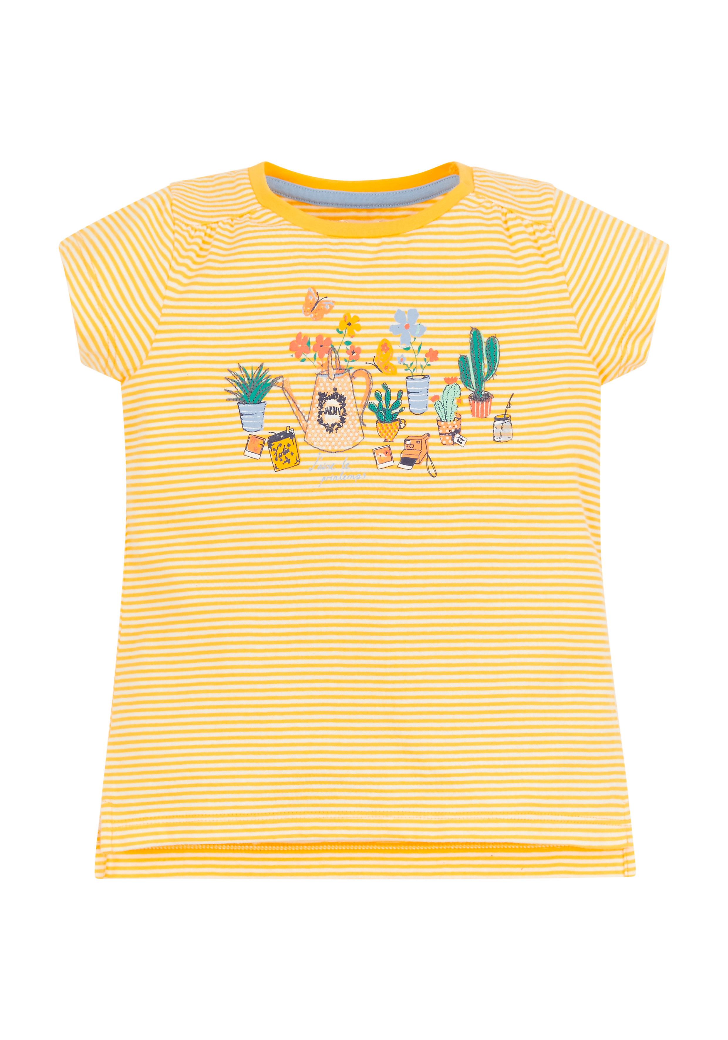 Mothercare | Striped Springtime T-Shirt