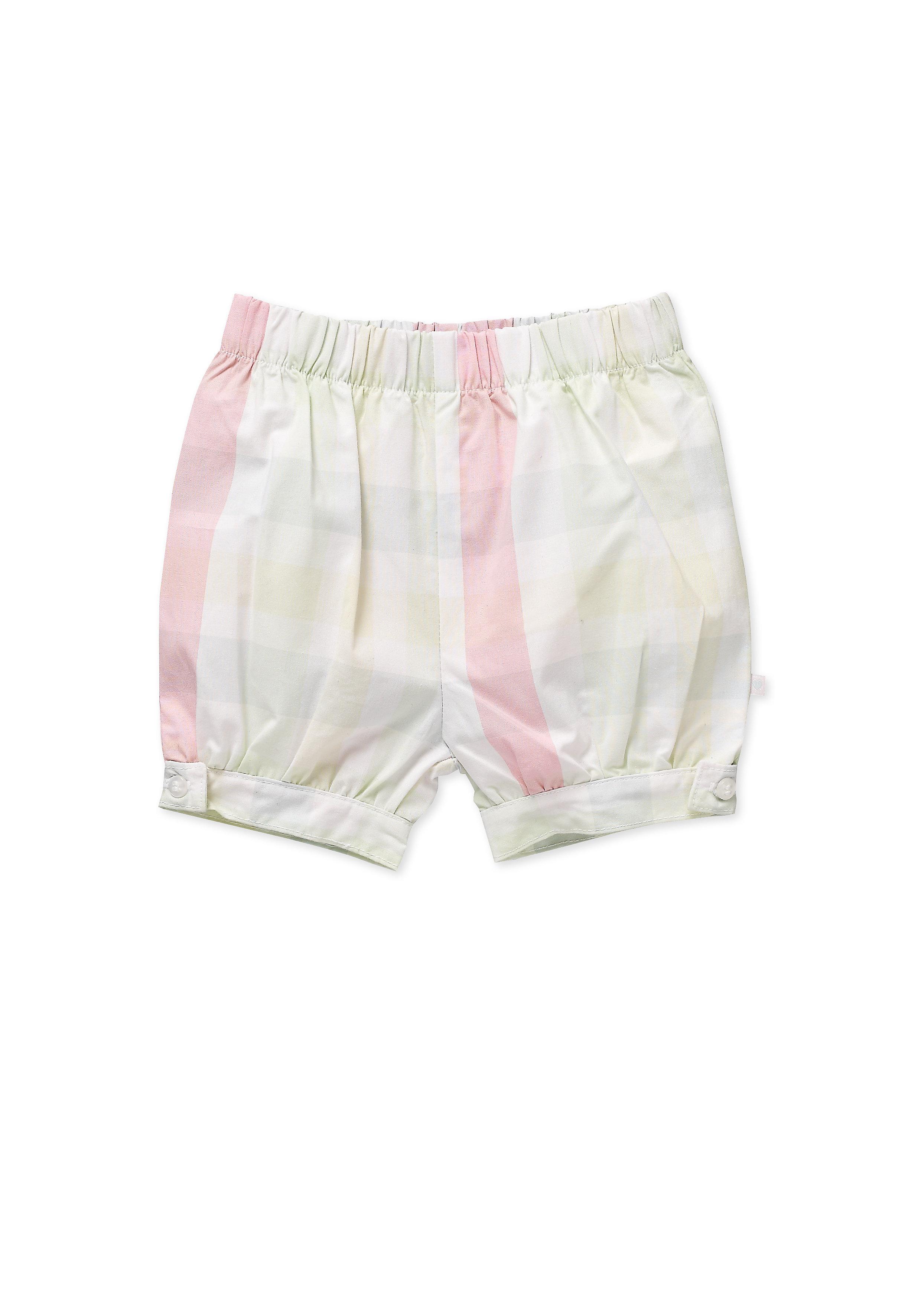 Mothercare   Girls Shorts Checks - Multicolor