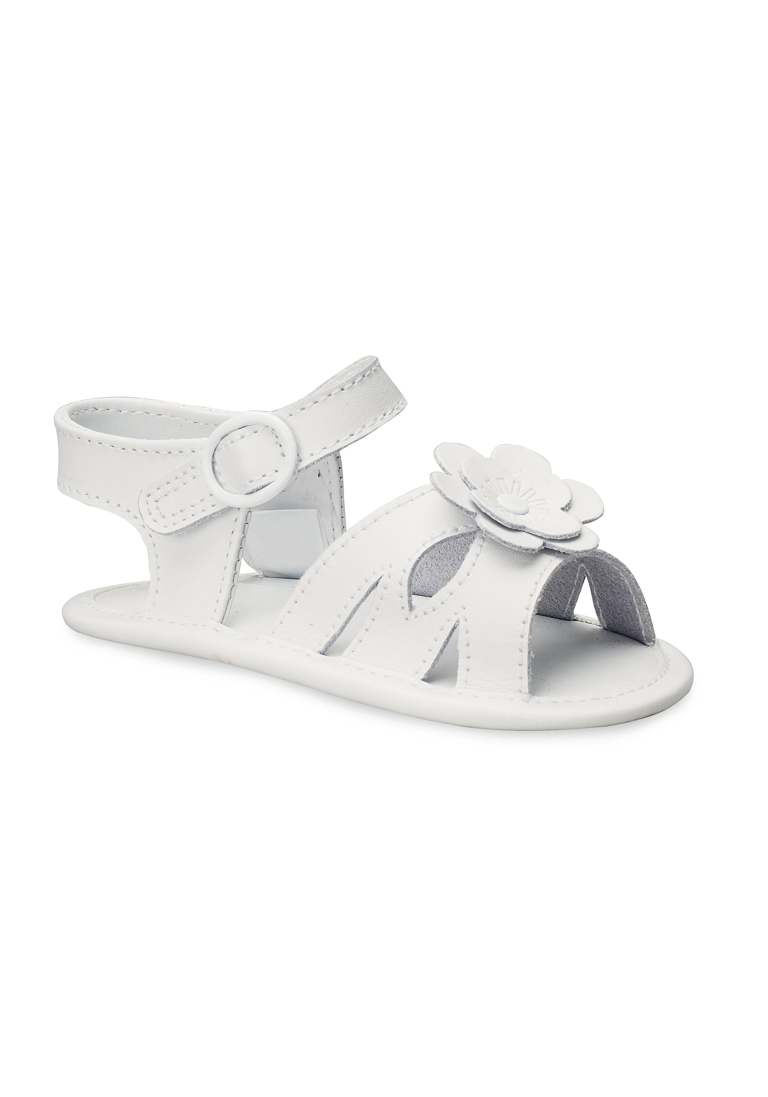 Mothercare   Girls Sandal - White