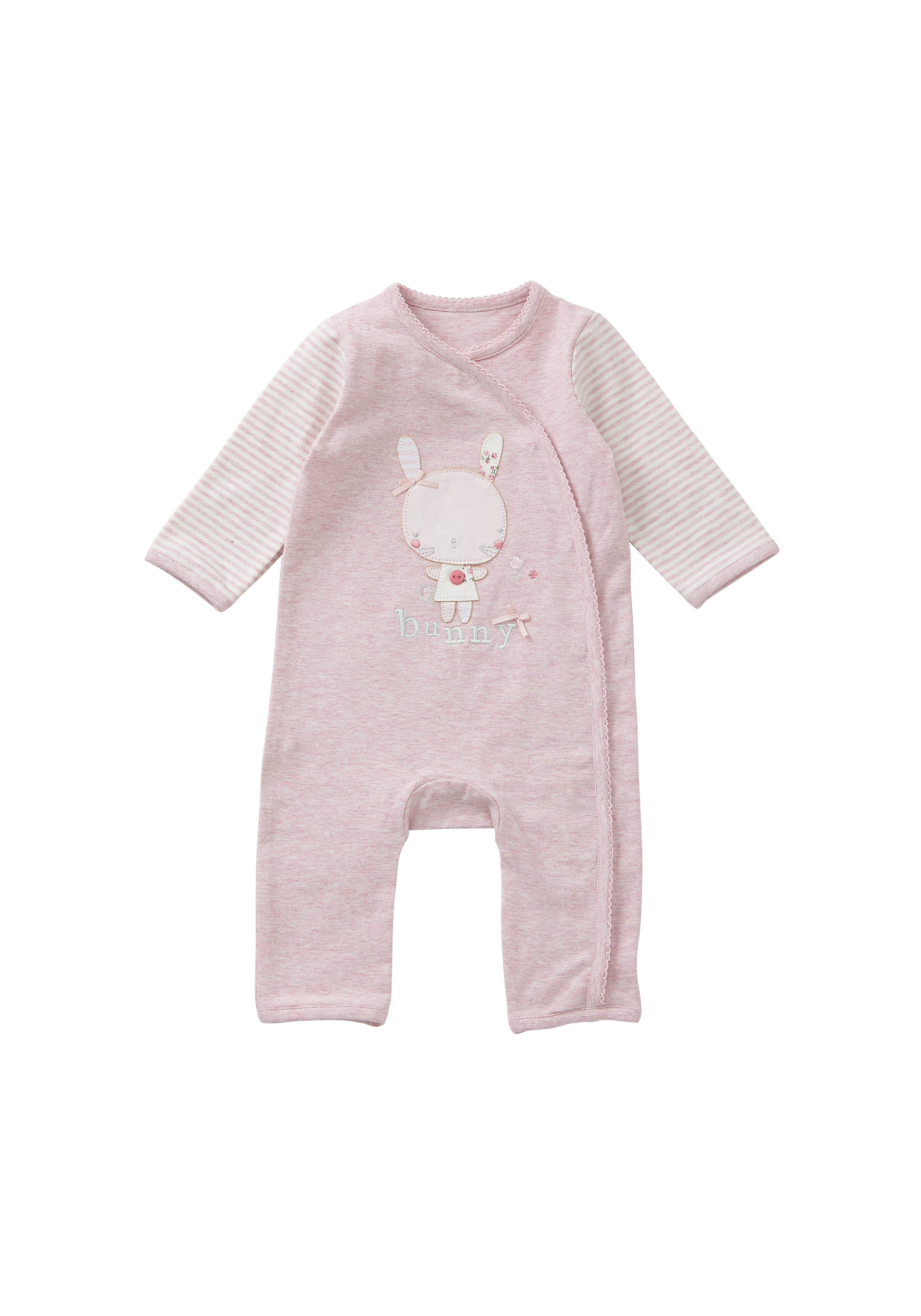 Mothercare   Girls Pink Graphic Layette