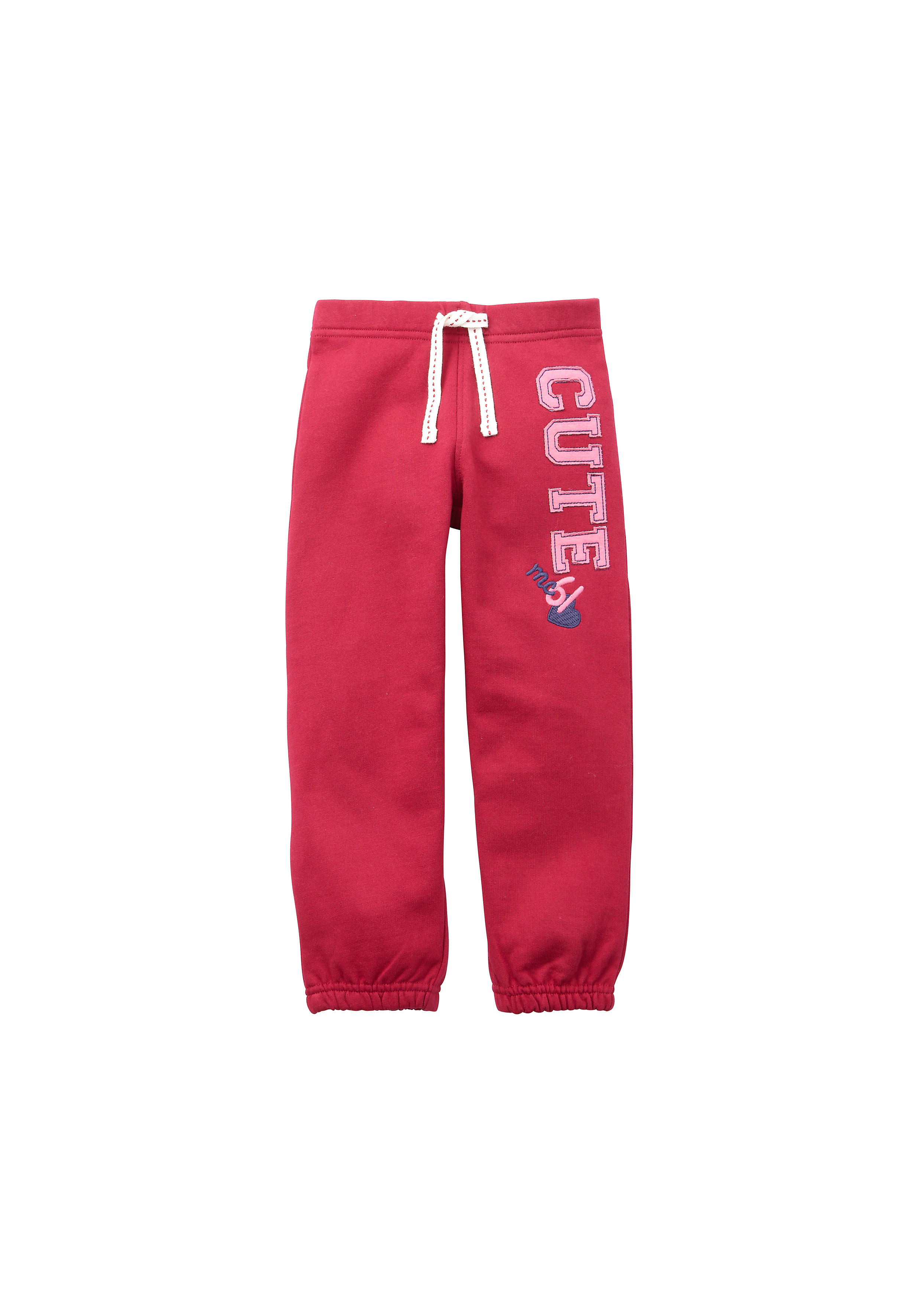Mothercare | Girls Joggers - Pink