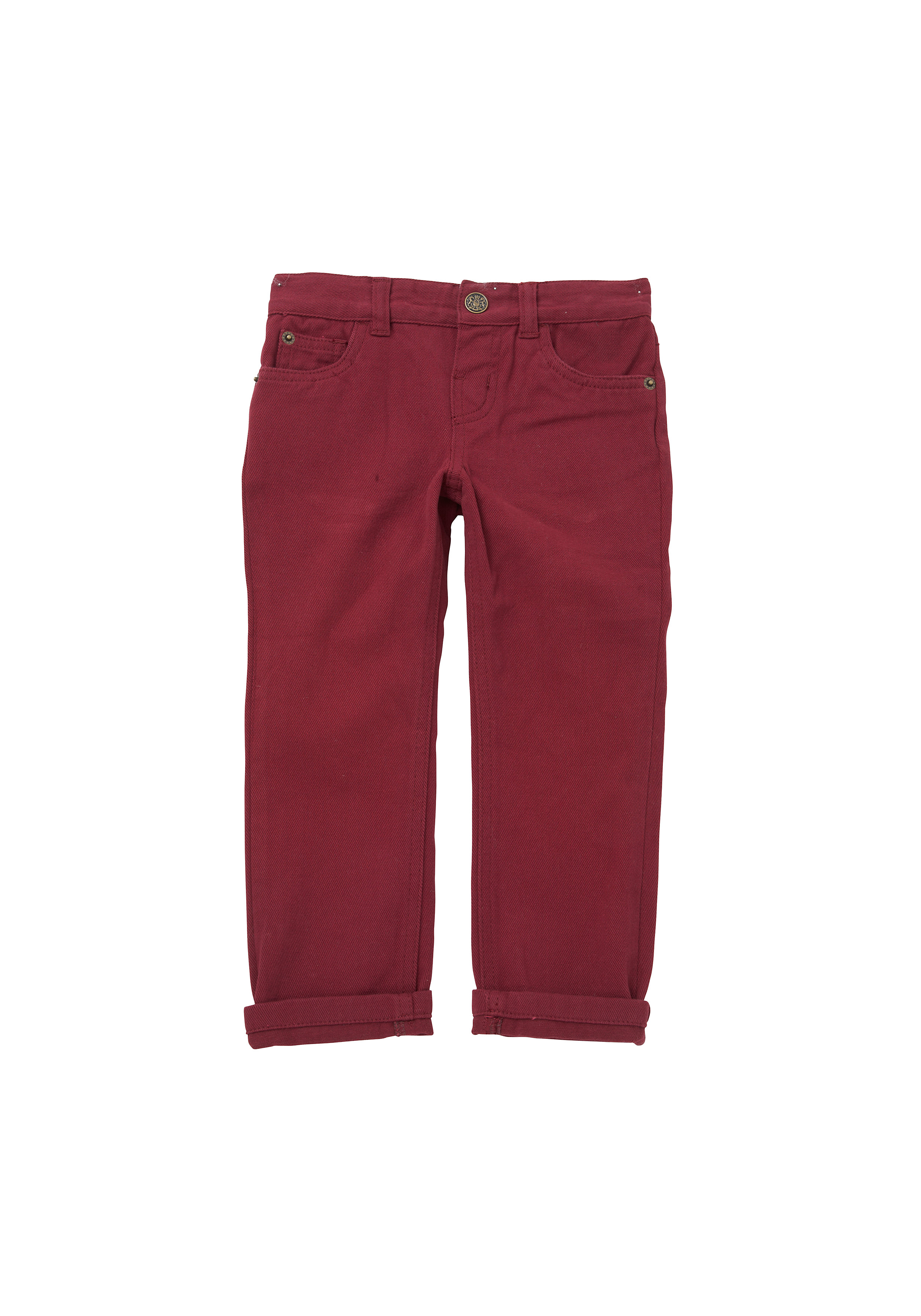 Mothercare | Boys Trousers - Burgundy