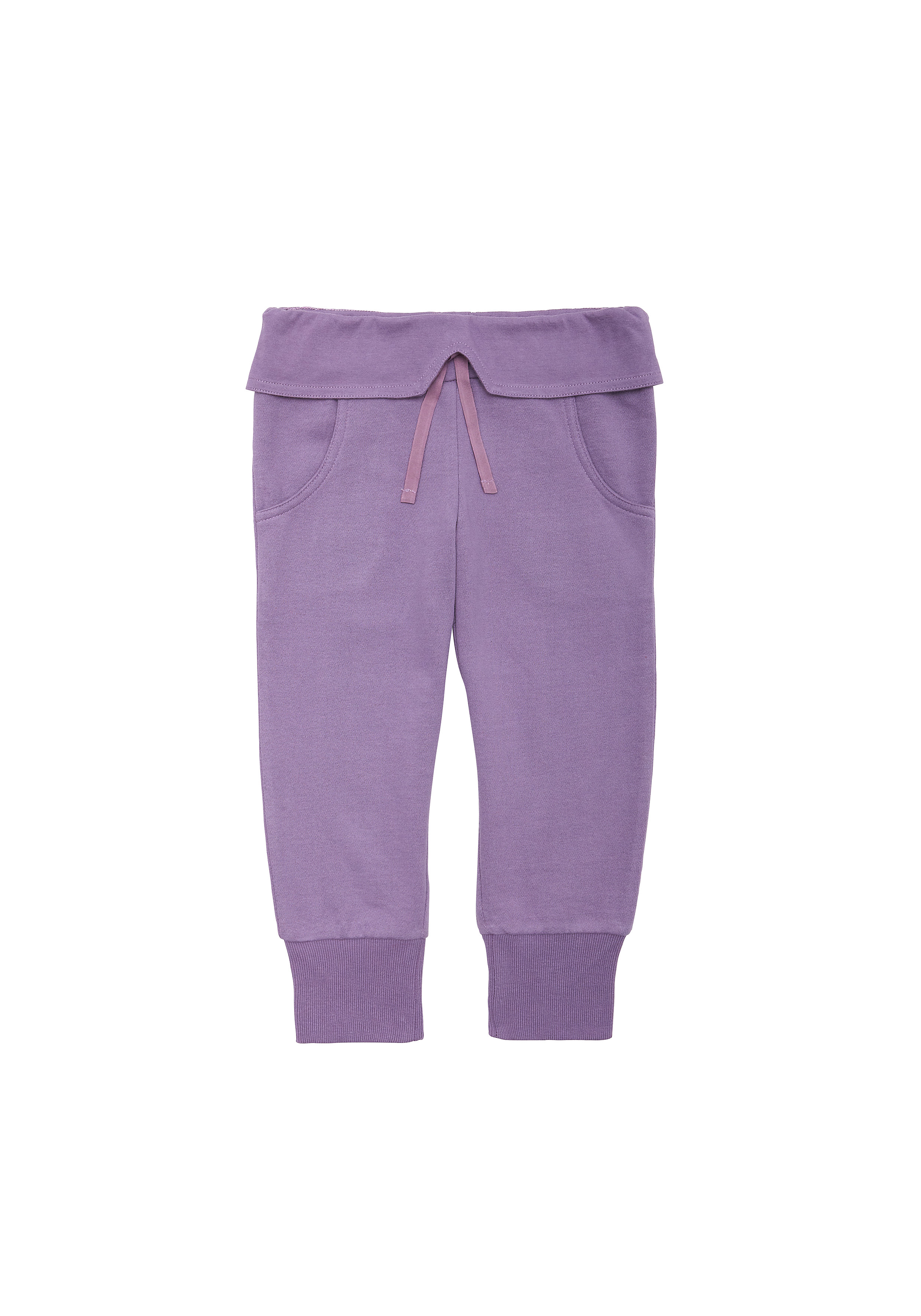 Mothercare | Girls Joggers - Purple