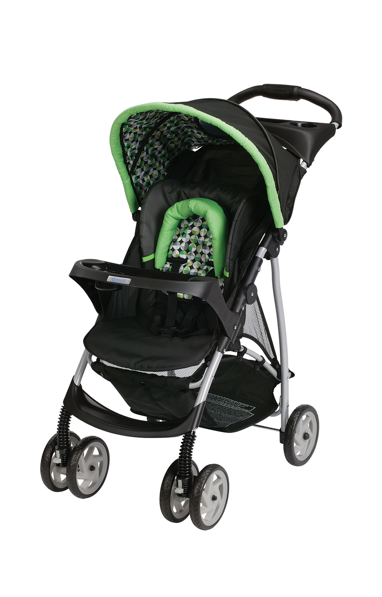 Mothercare | Graco Literider Classic Charger Baby Stroller Multicolor