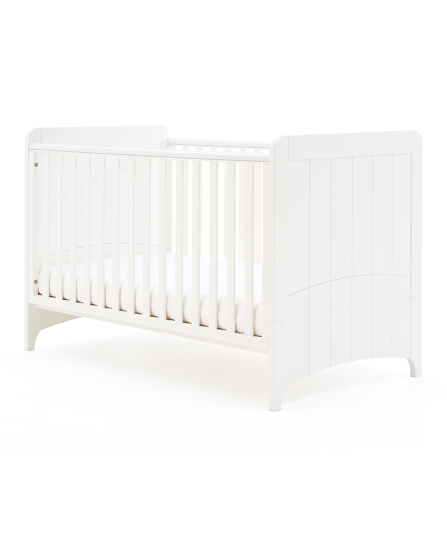 Mothercare | Mothercare Camberley Baby Cot Bed White