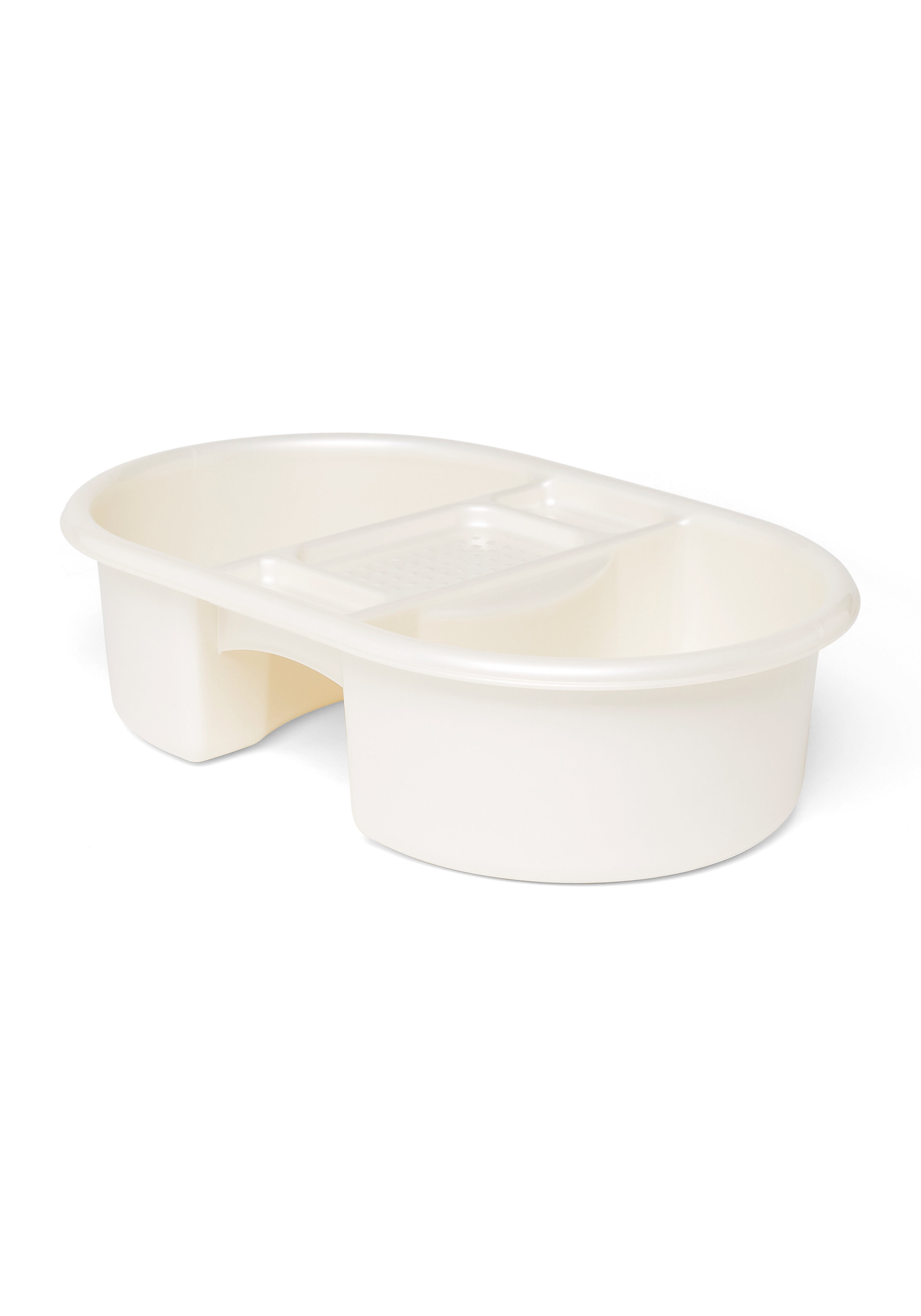 Mothercare | Mothercare Teddy'S Toy Box Top 'N Tail Bowl White