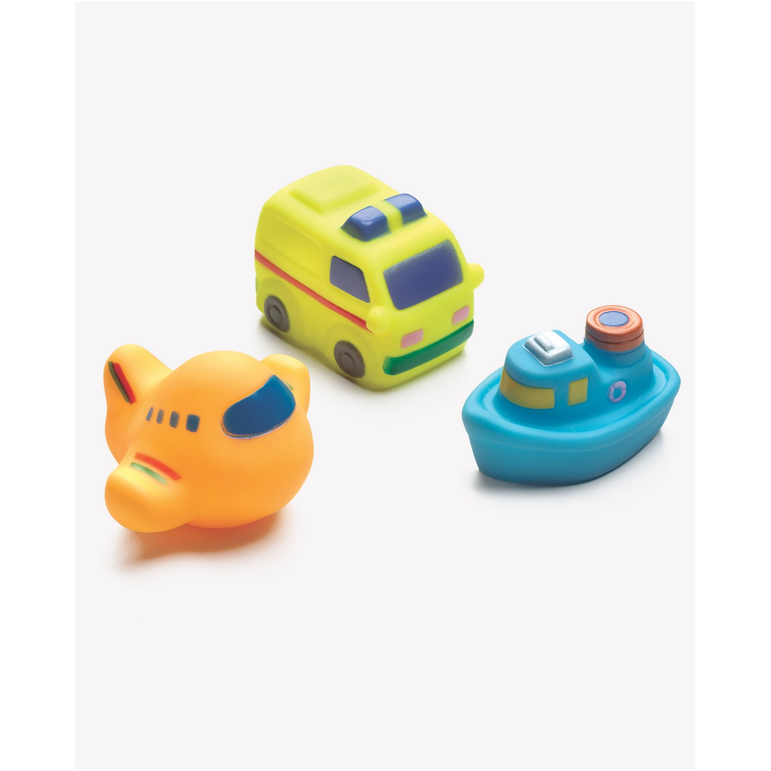 Playgro   Playgro On The Move Squirtees Multicolor