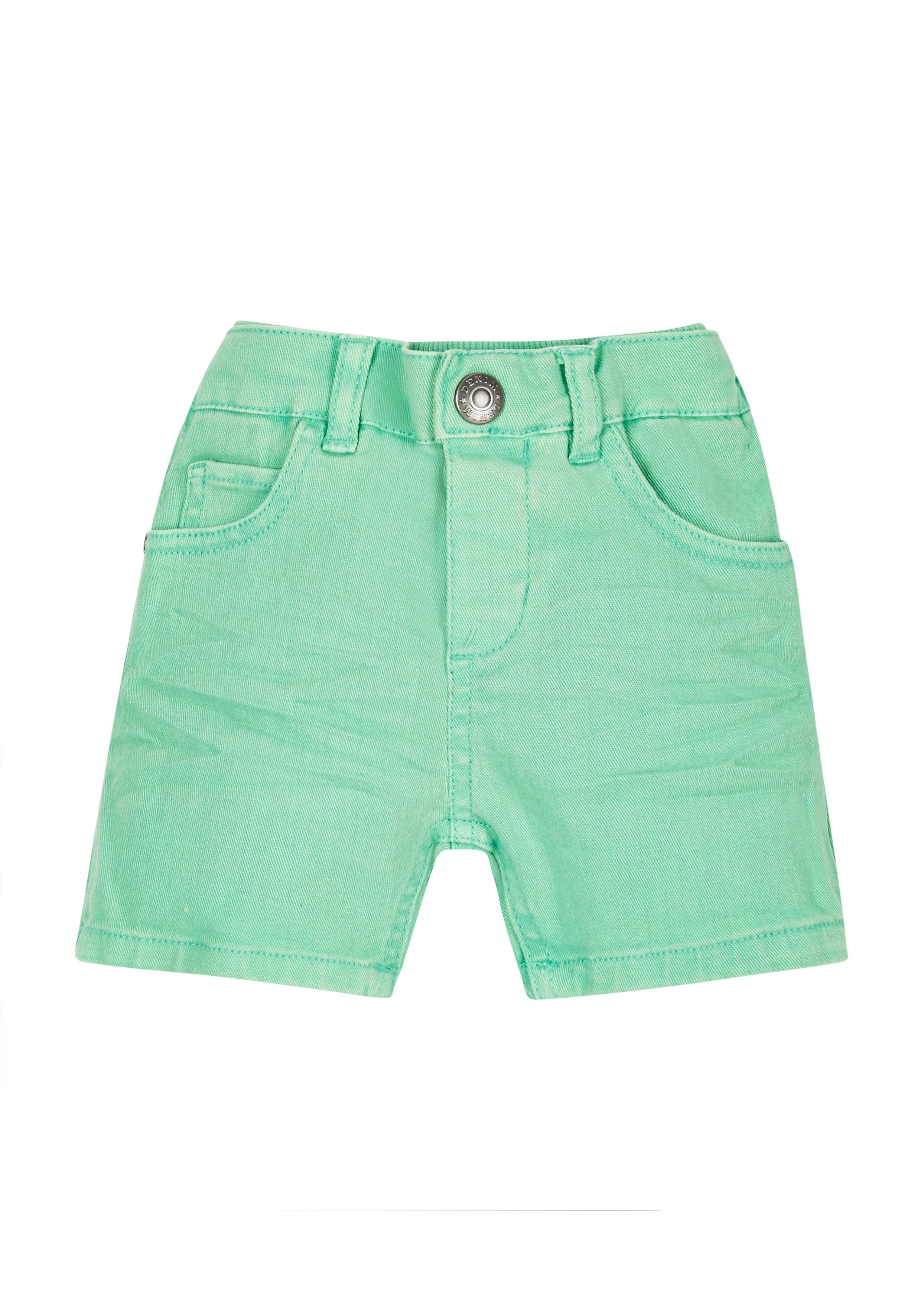 Mothercare | Boys Twill Shorts - Green