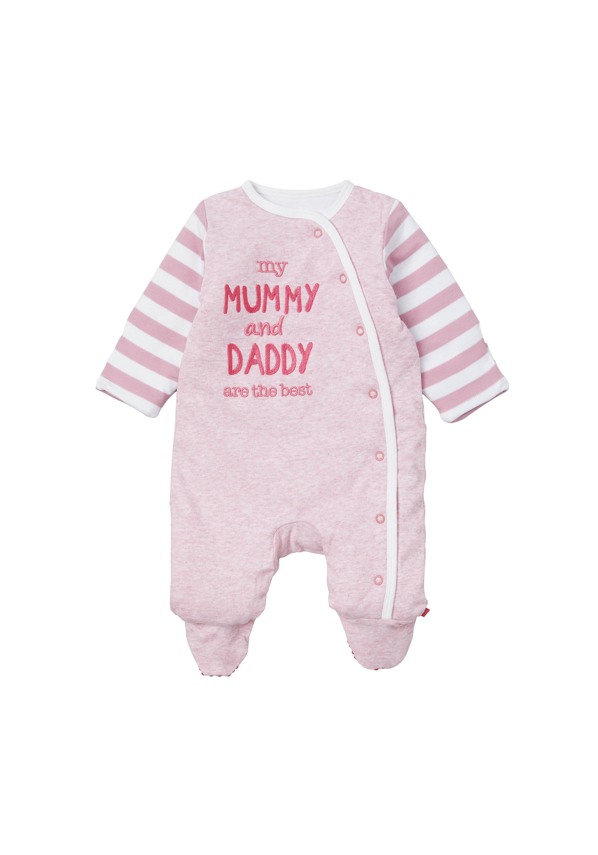 Mothercare | Girls Mummy And Daddy Wadded Walk In Sleeper-