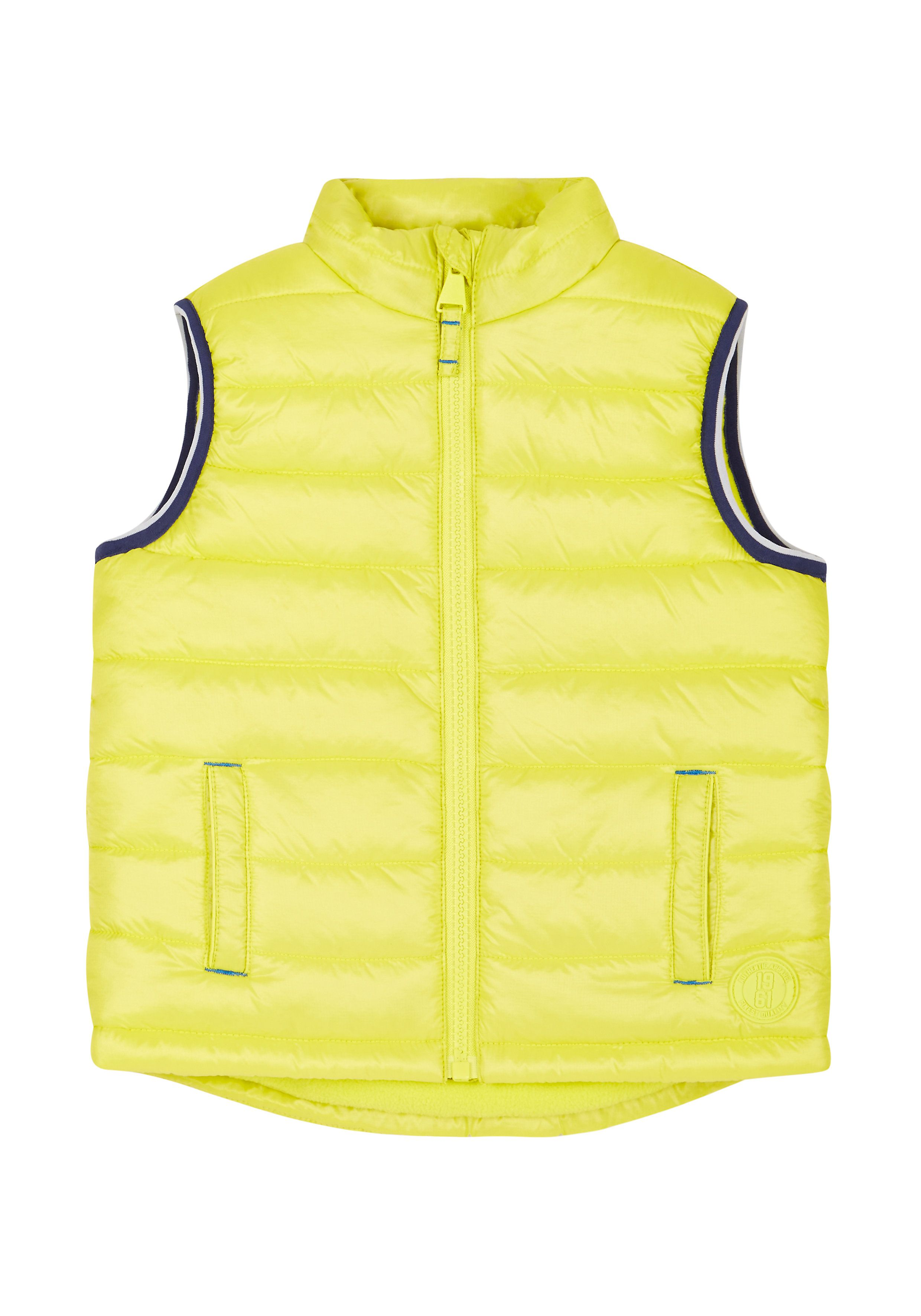 Mothercare | Lime Padded Gilet