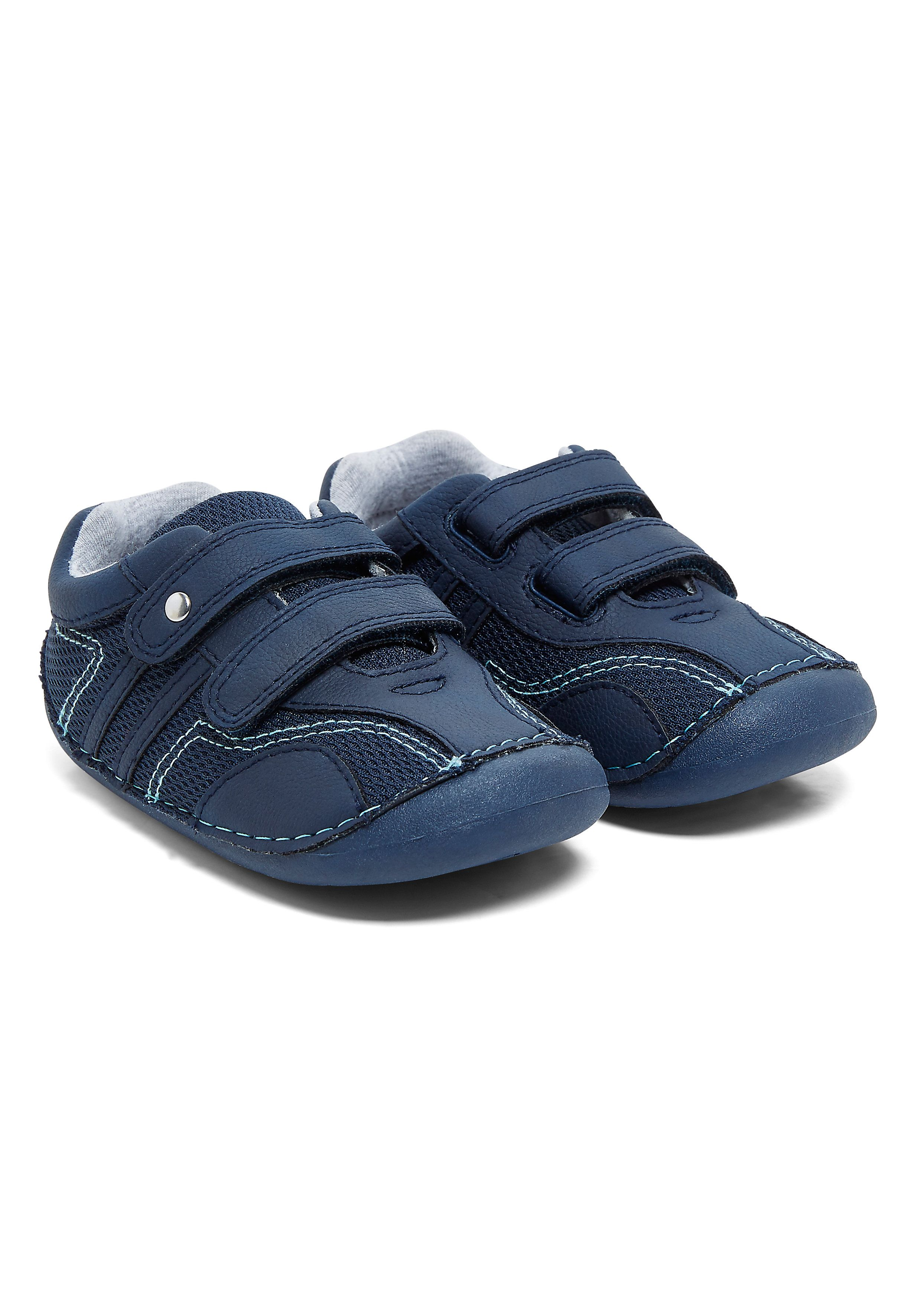 Mothercare | Sporty Navy Crawlers