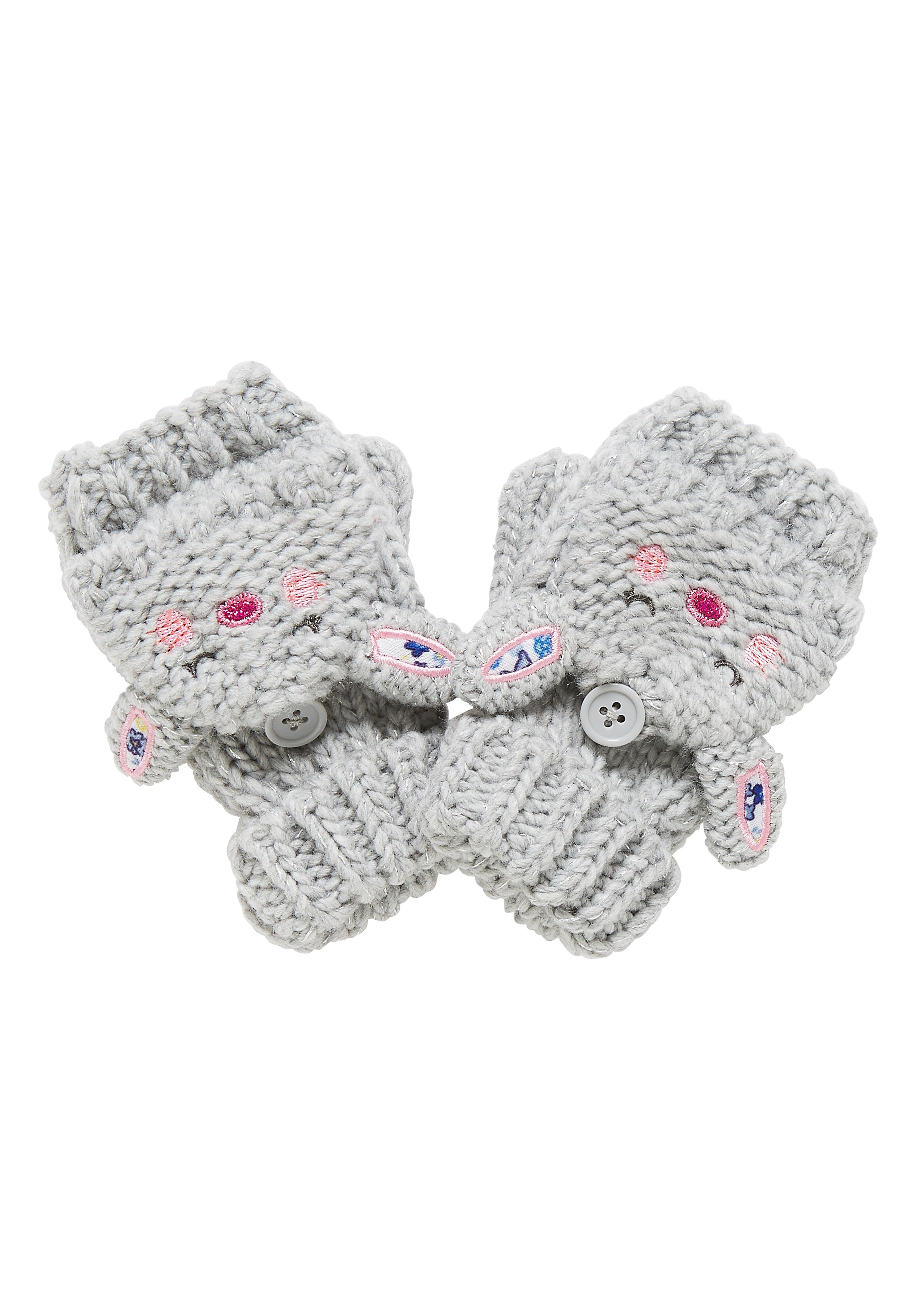 Mothercare | Novelty Bunny Converter Mitts
