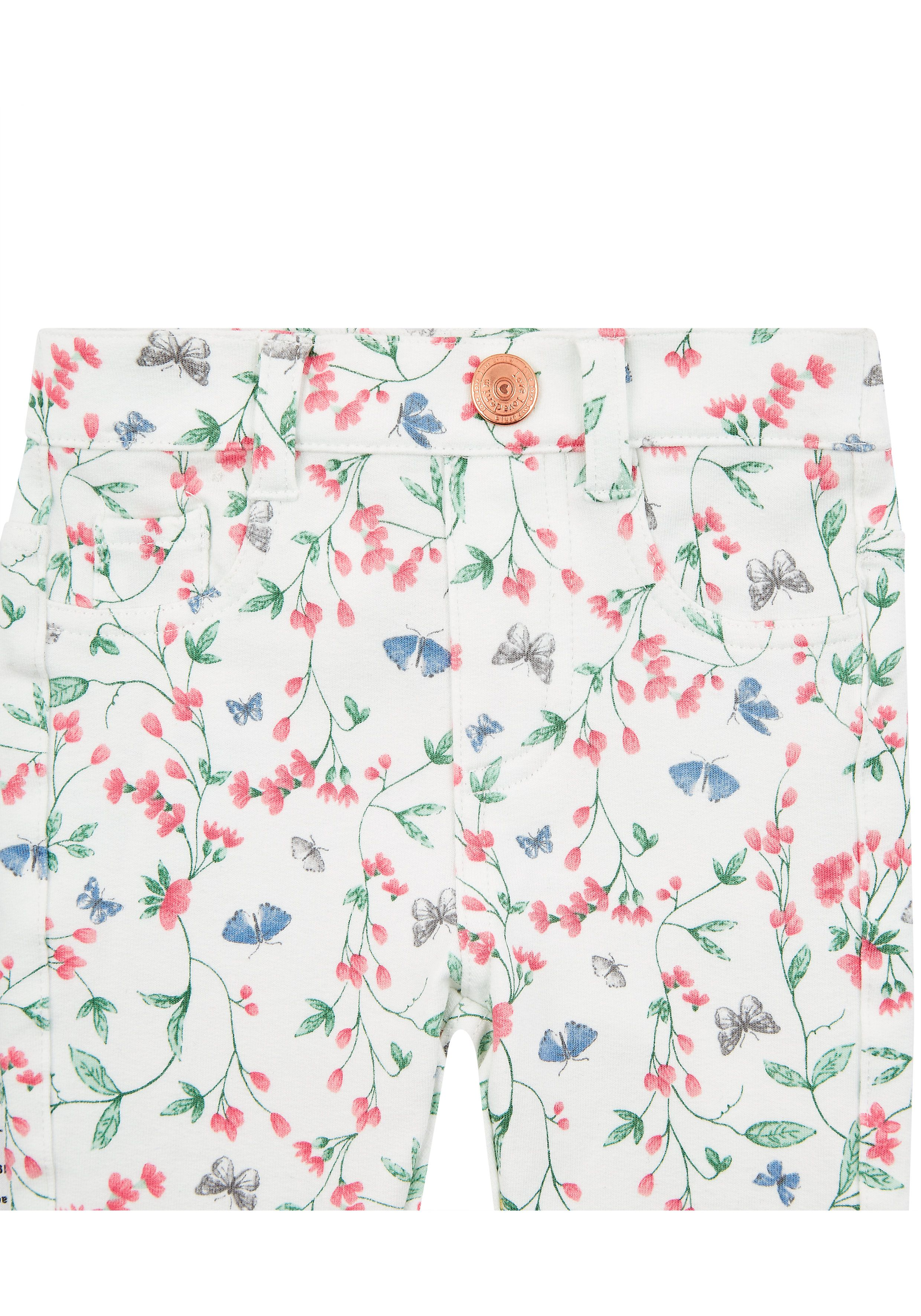 Mothercare   Floral Jeggings