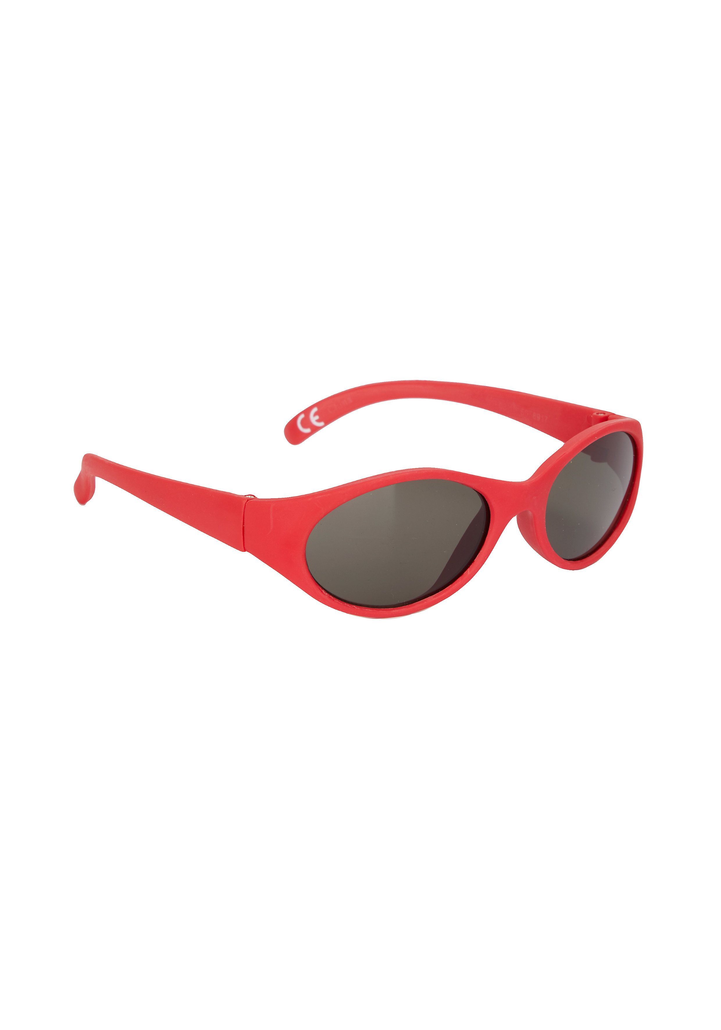 Mothercare | Boys Red Sporty Baby Sunglasses - Red