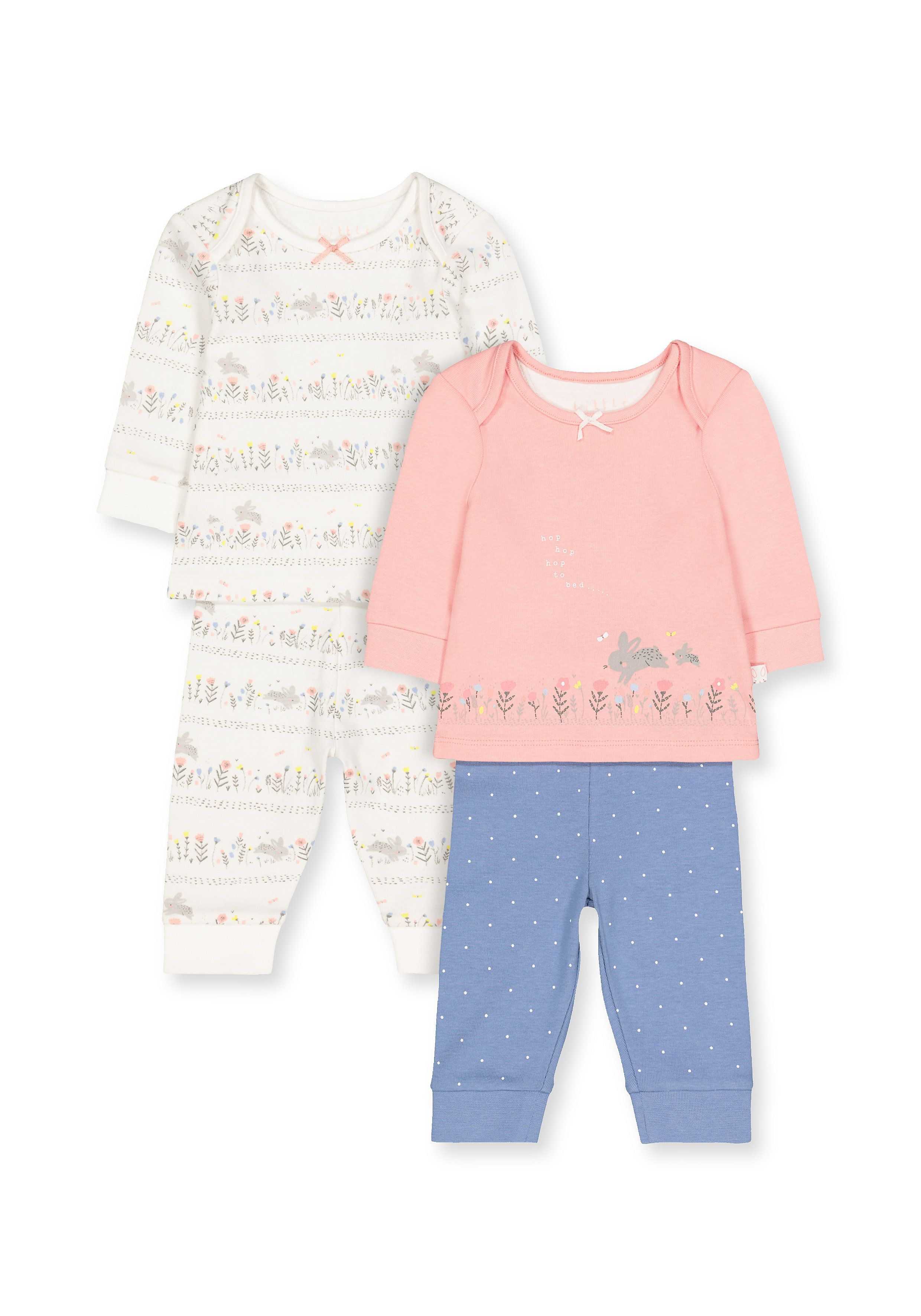 Mothercare | Multicoloured Printed Twin Set
