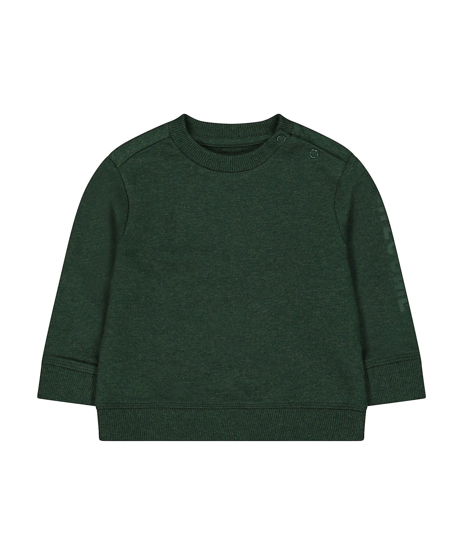 Mothercare | Dark Green Awesome Sweat Top