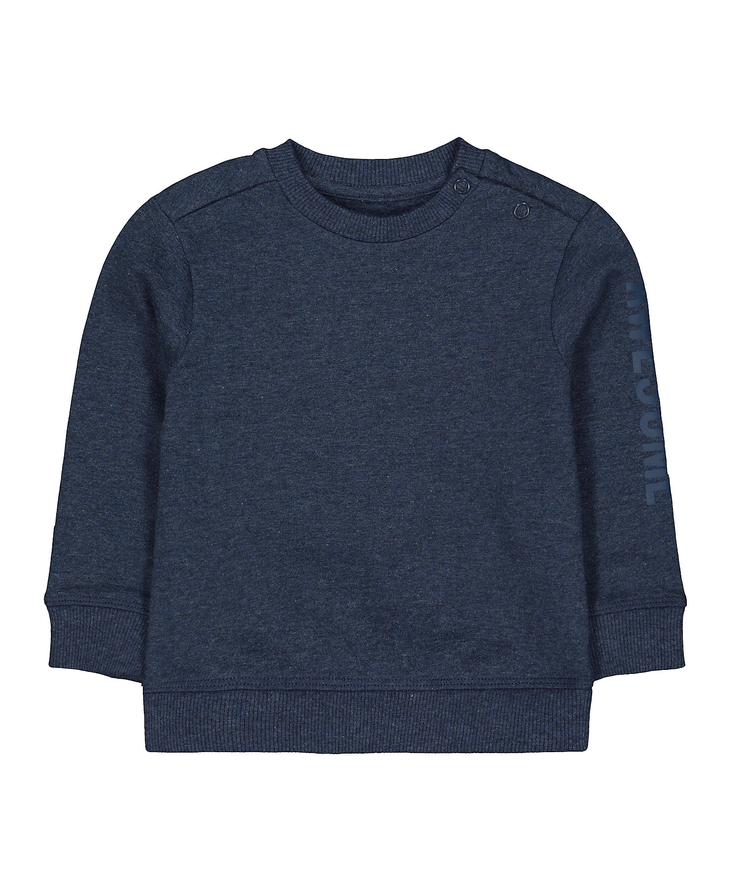 Mothercare | Navy Awesome Sweat Top