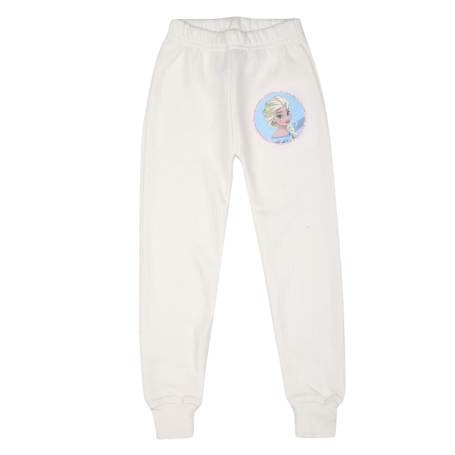 Mothercare | Girls Thermal Pant - White