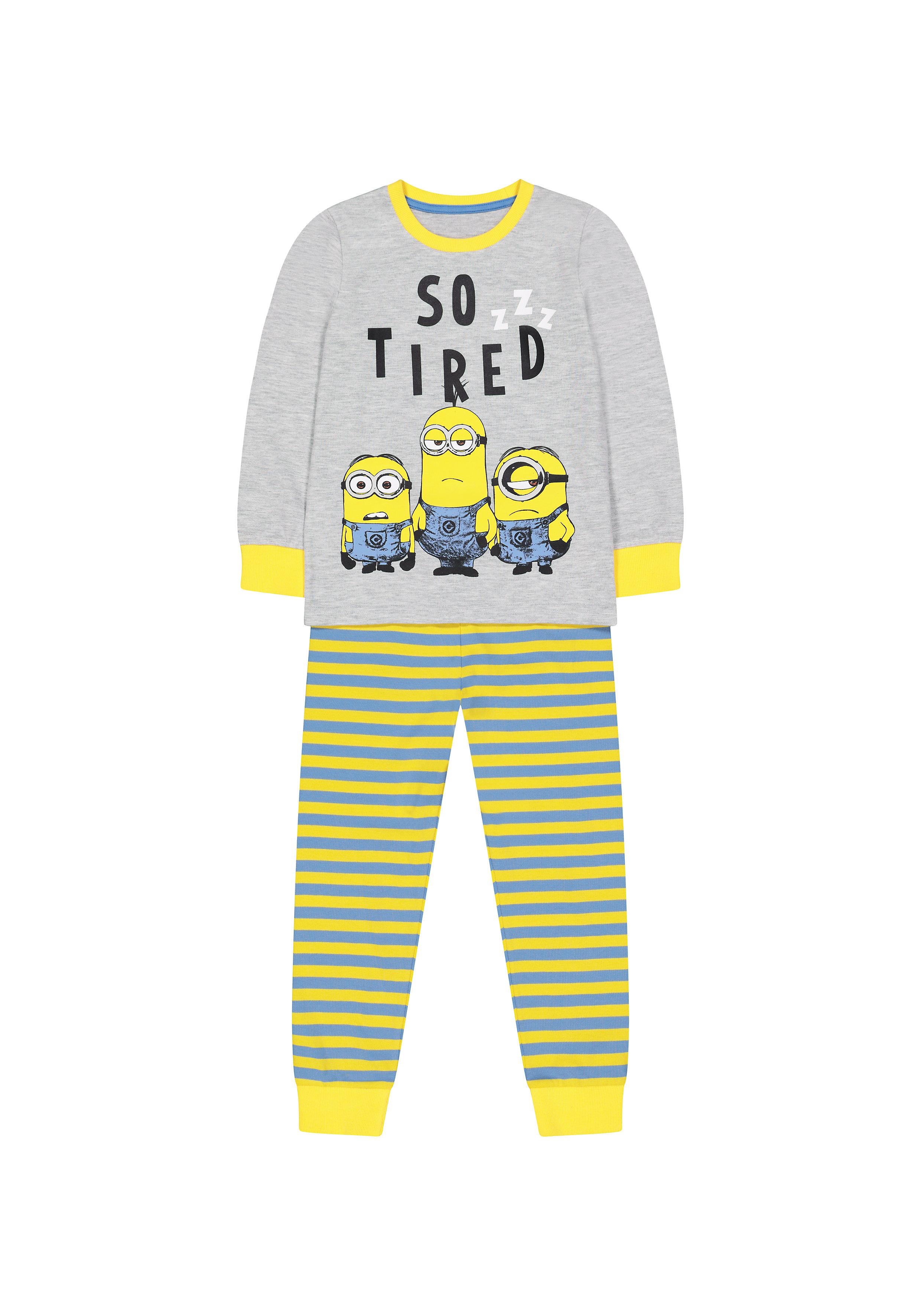 Mothercare | Boys Minions Pyjamas - Multicolor