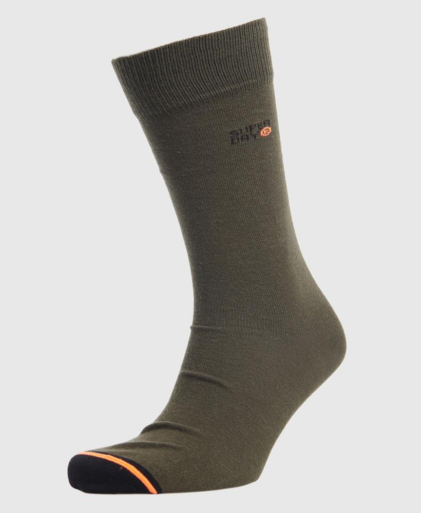 Superdry   Olive Socks