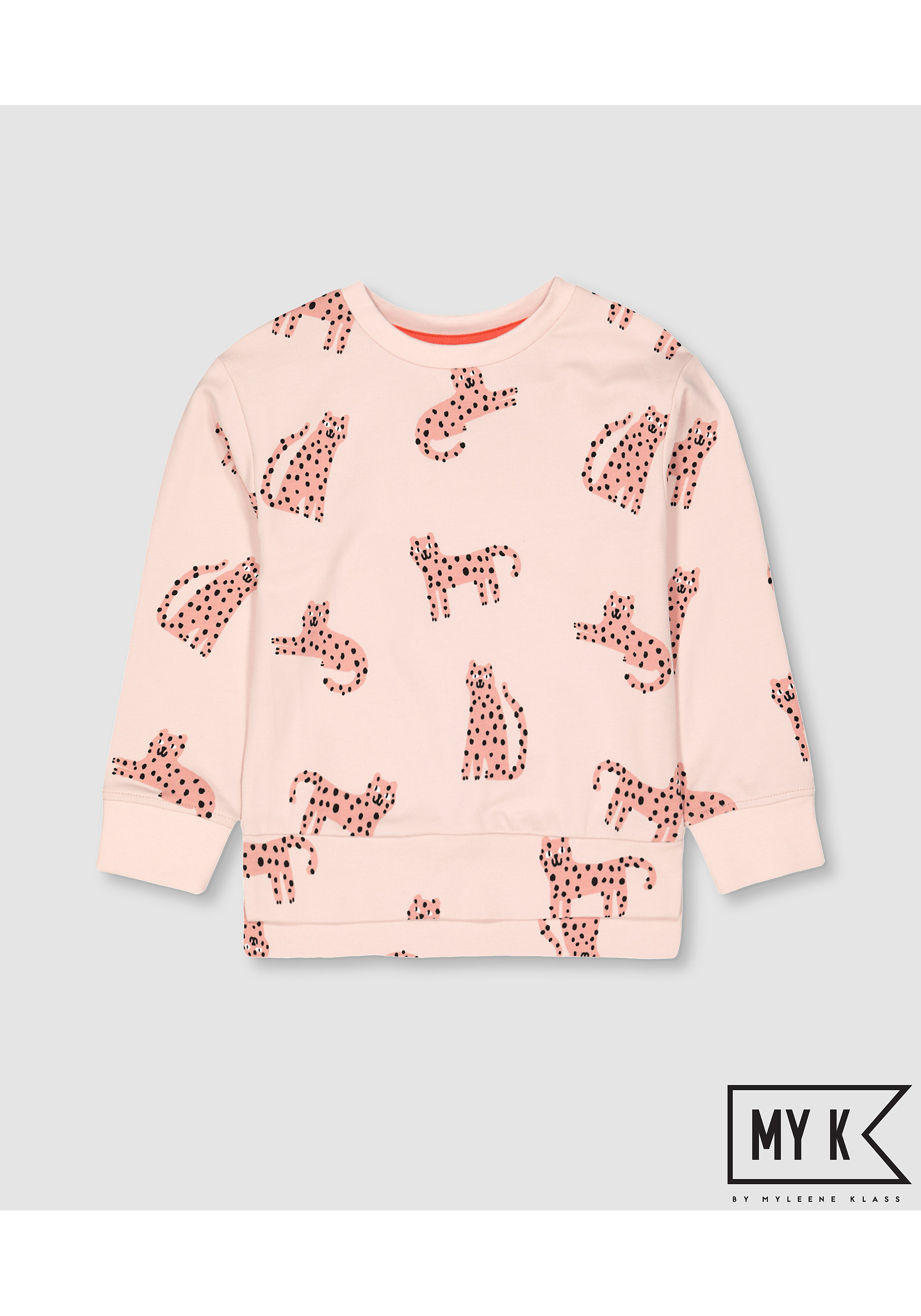 Mothercare | Girls Full Sleeves Sweatshirts  - Pink