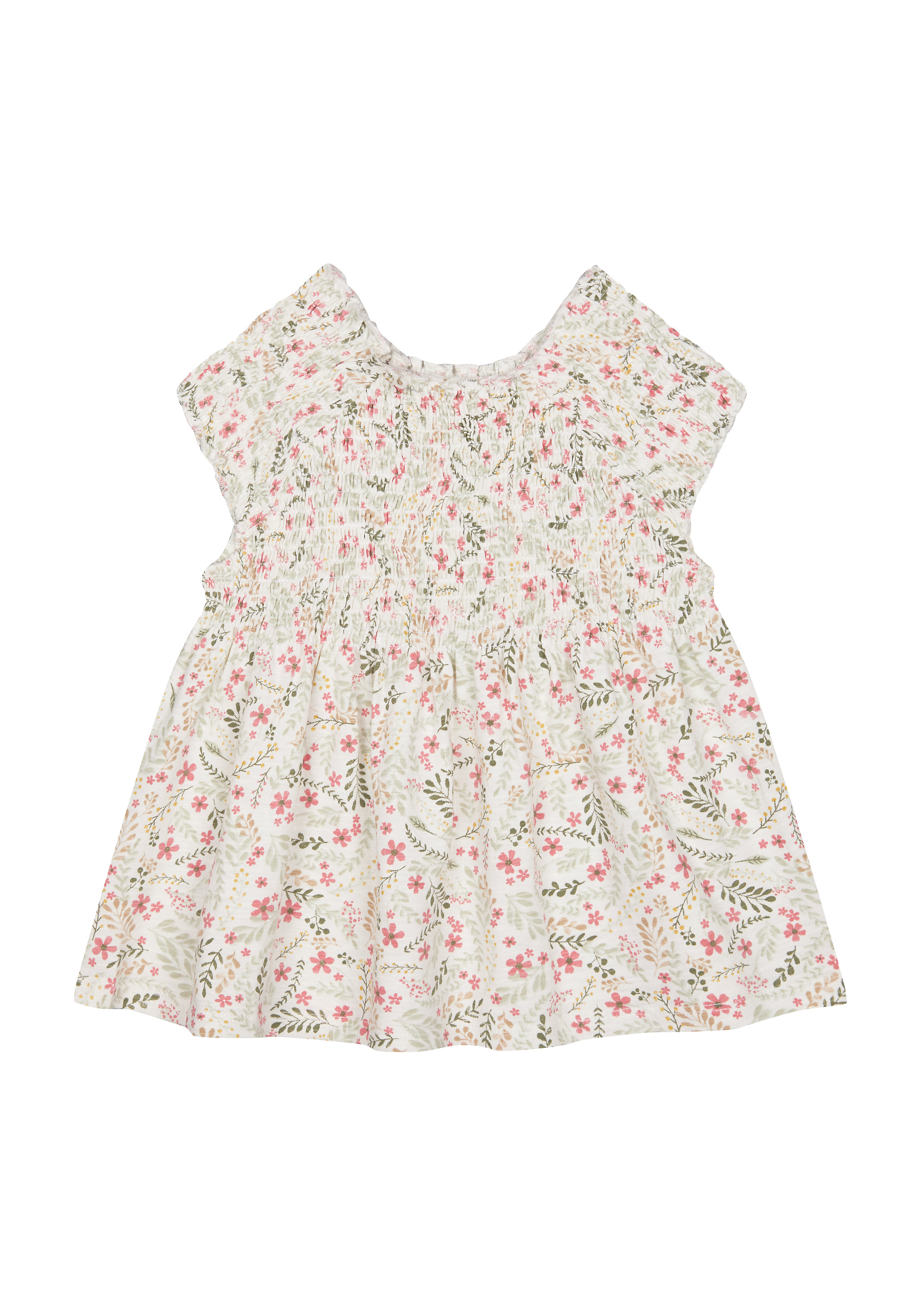Mothercare | Girls Half Sleeves Tops  - Multicolor