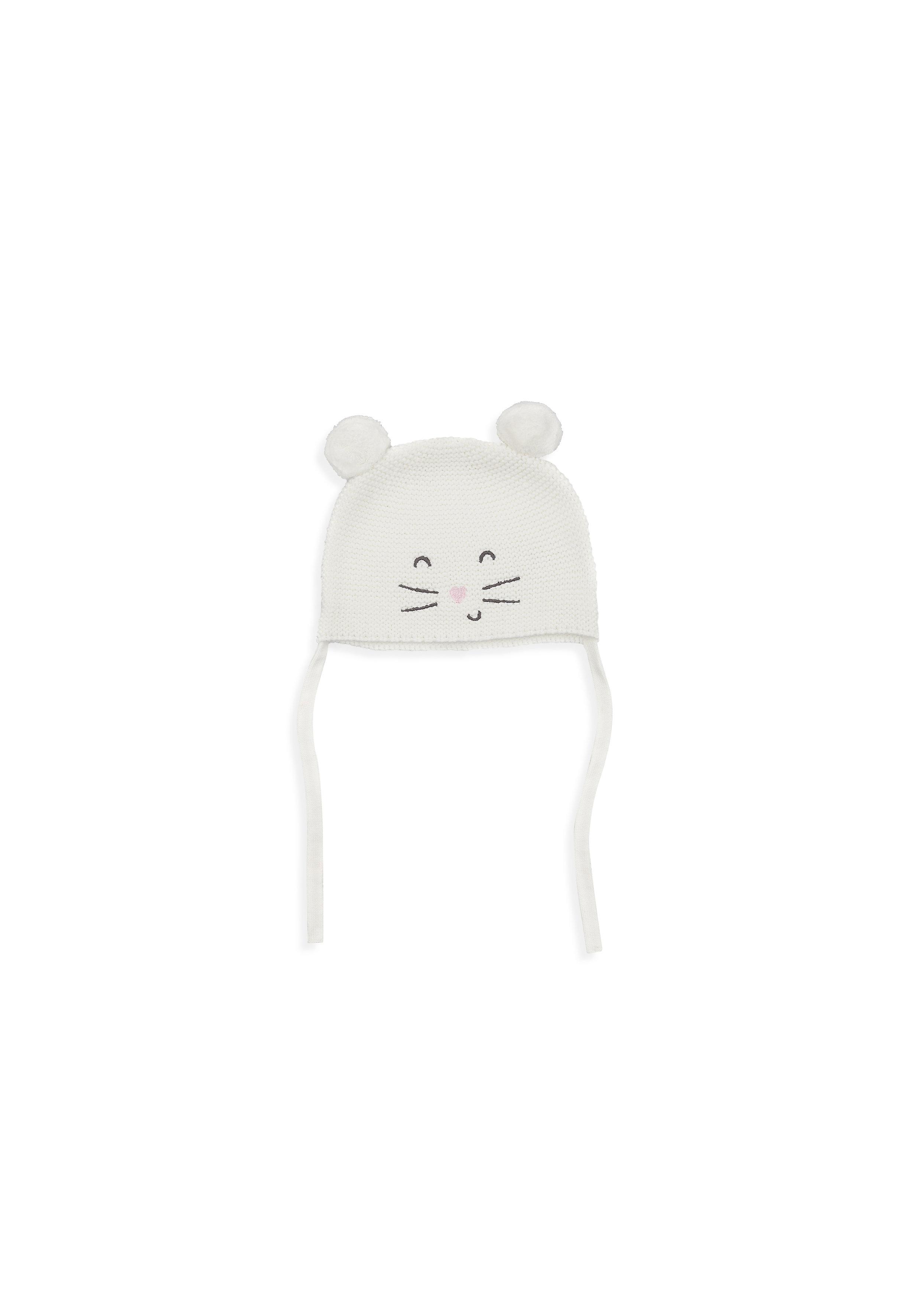 Mothercare | Girls Hats - Grey