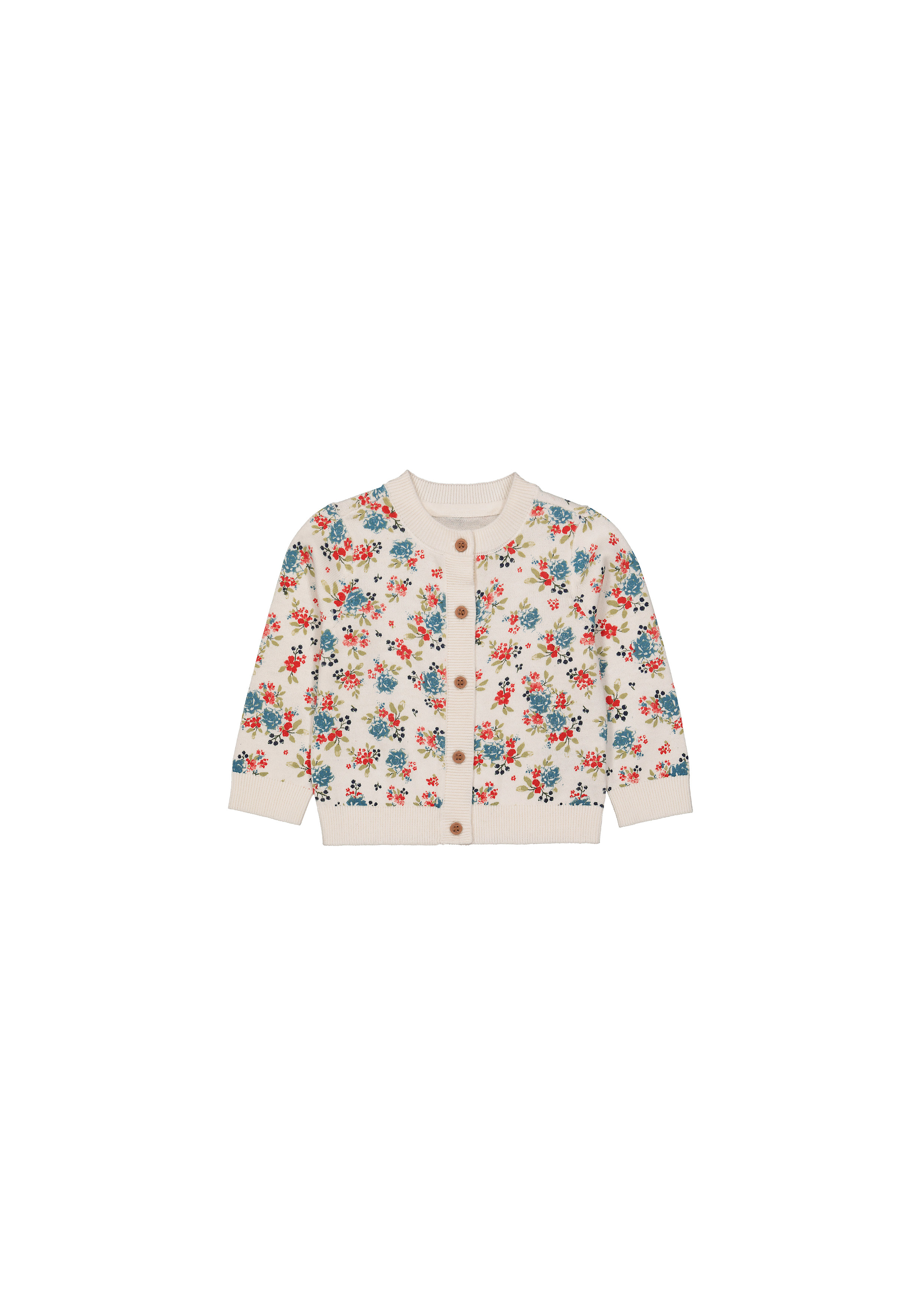 Mothercare | Girls Full Sleeves Sweaters  - Multicolor