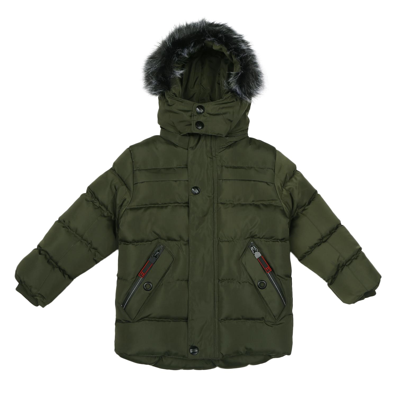 Mothercare | Boys Full sleeves Jacket - Olive