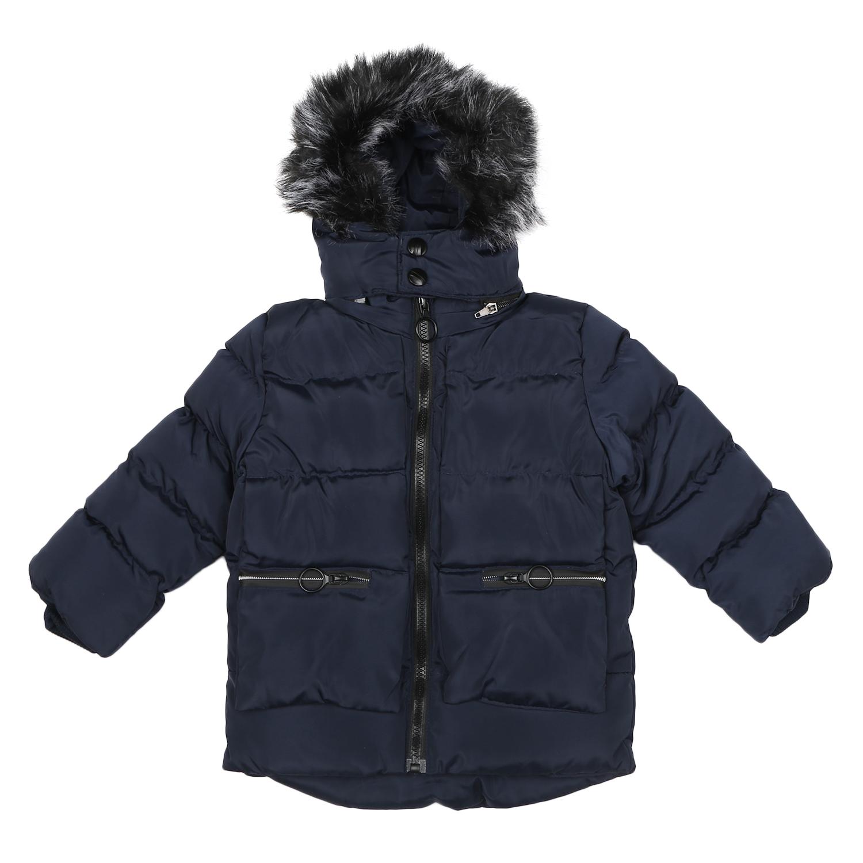 Mothercare | Boys Full sleeves Jacket - Blue
