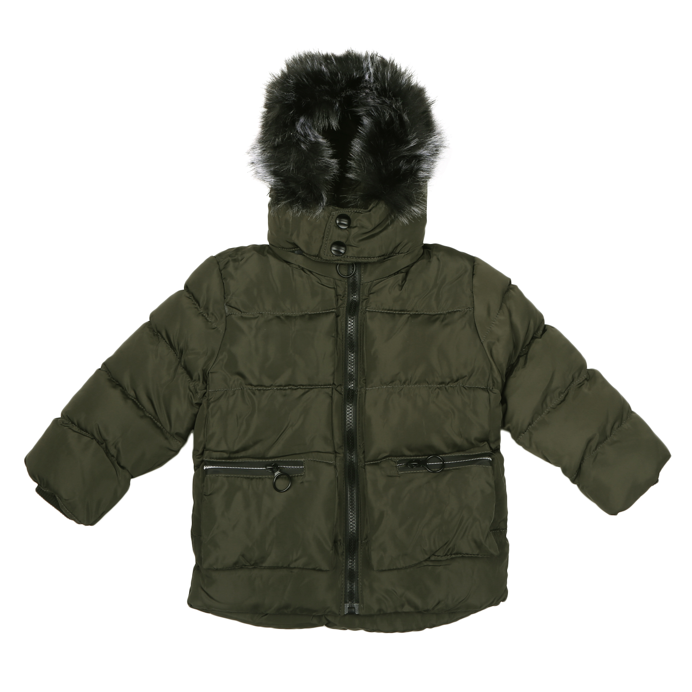 Mothercare | Boys Full sleeves Jacket - Green