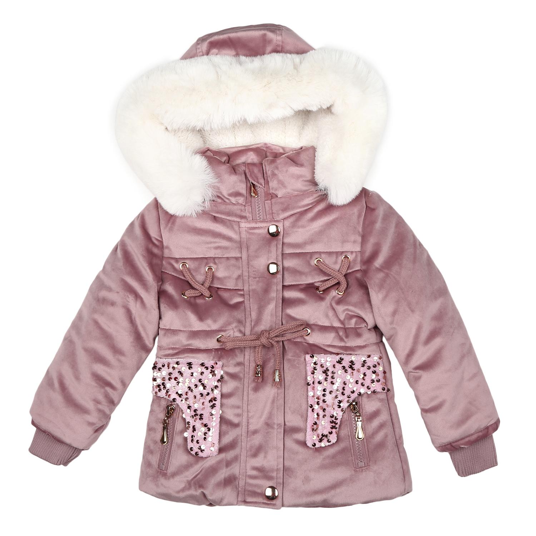 Mothercare | Girls Full sleeves Jacket - Pink