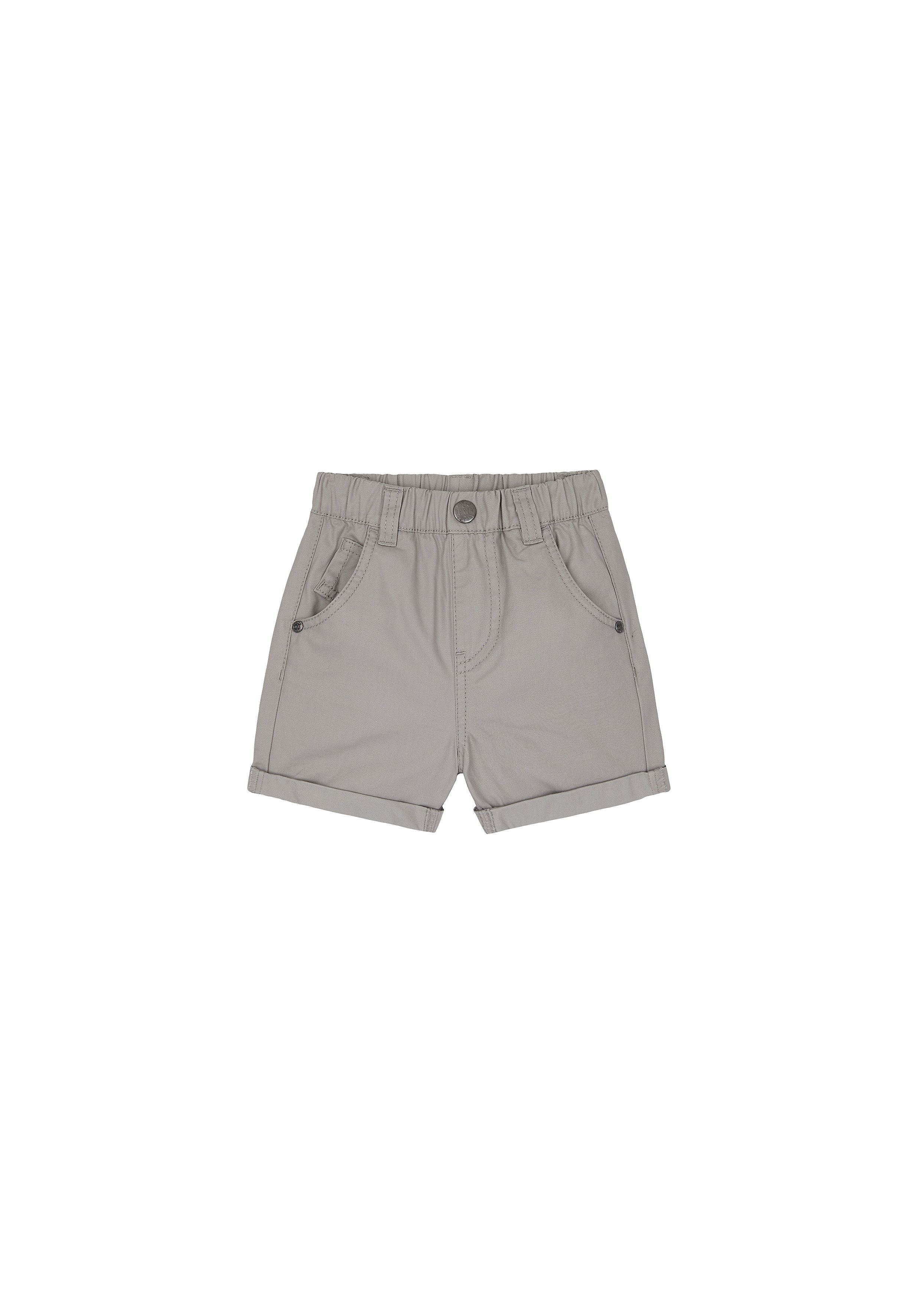 Mothercare | Boys Shorts Embroidered - Grey