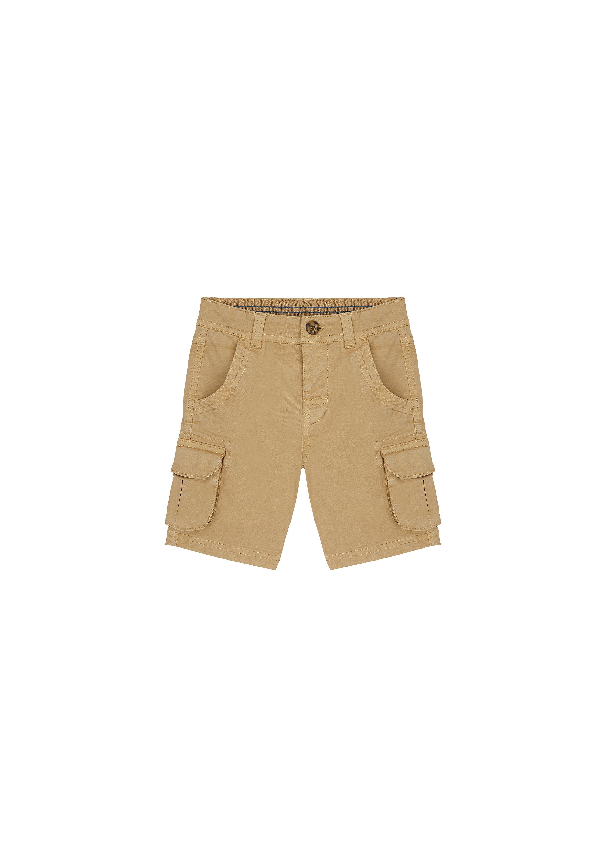 Mothercare | Boys Cargo Shorts - Tan
