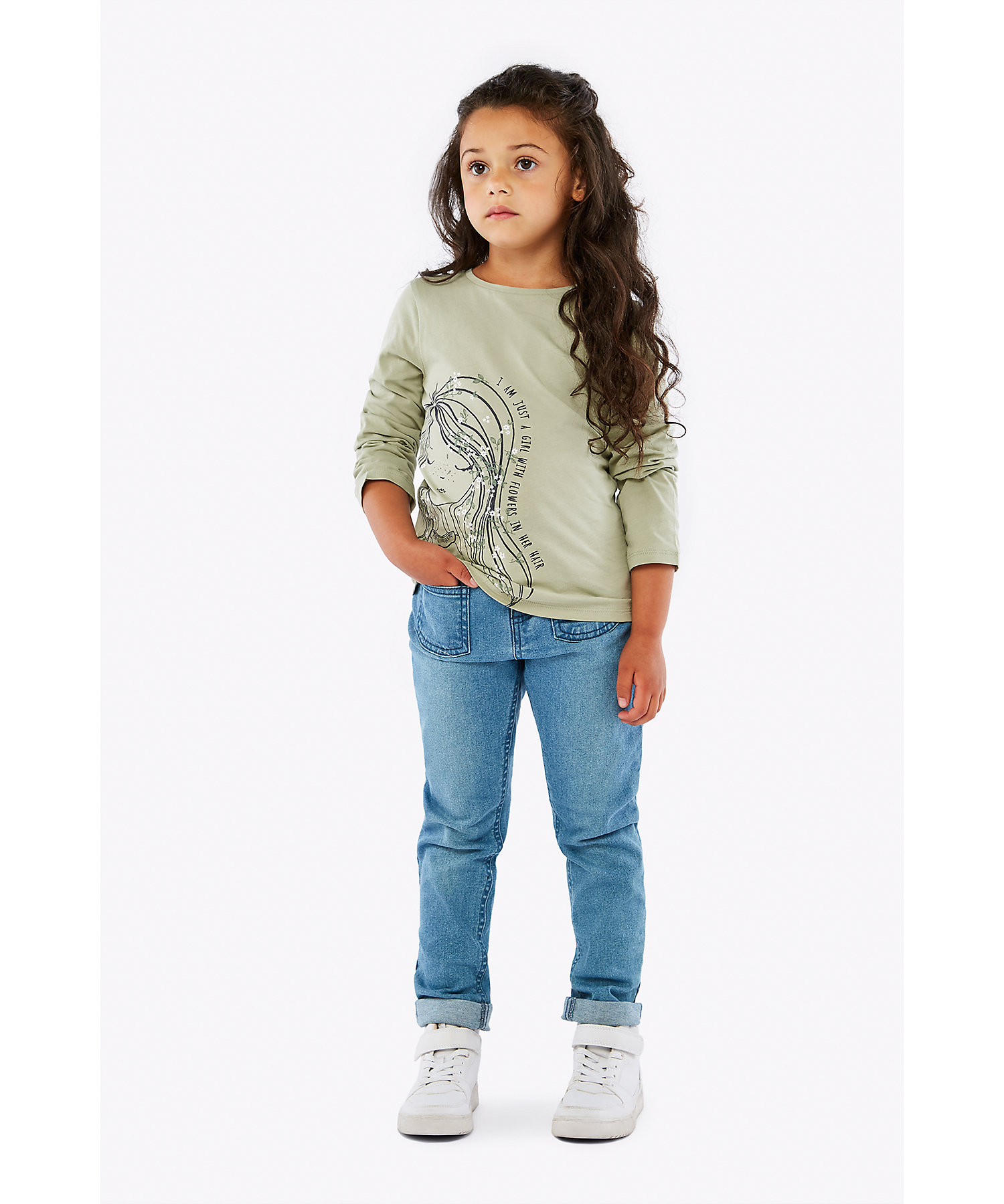 Mothercare | Girls Jeans - Blue