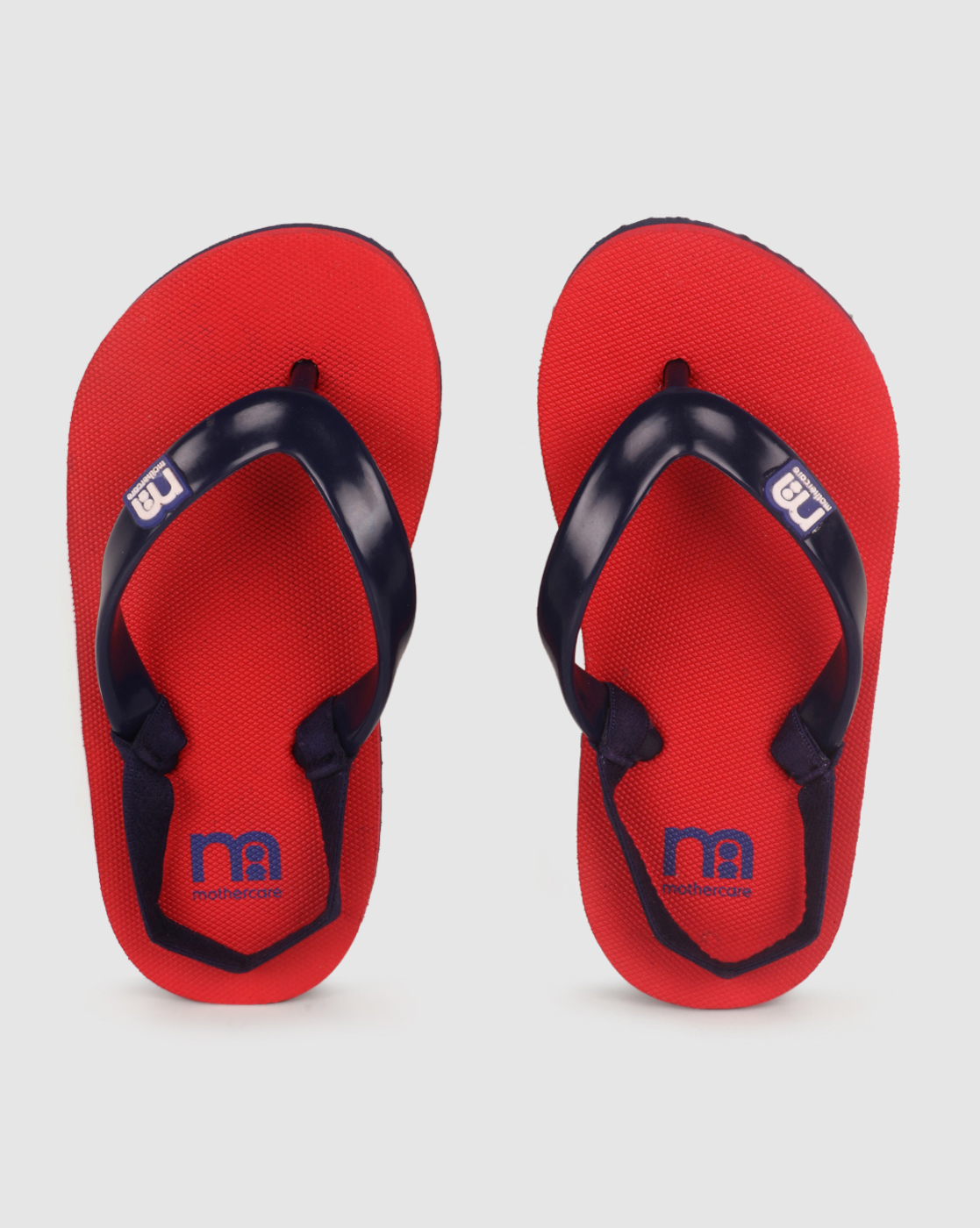 Mothercare | Unisex Flip Flop With Back Strap Multicolor