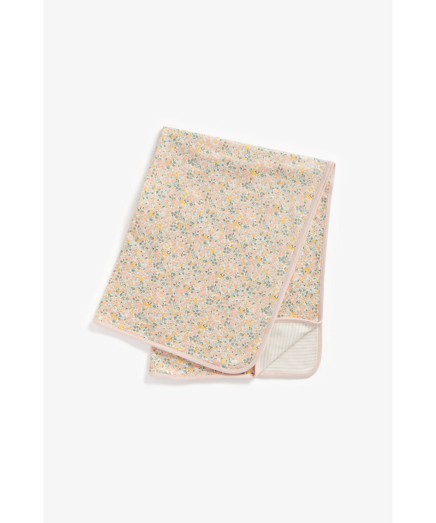 Mothercare | Girls Shawl Floral Print - Multicolor