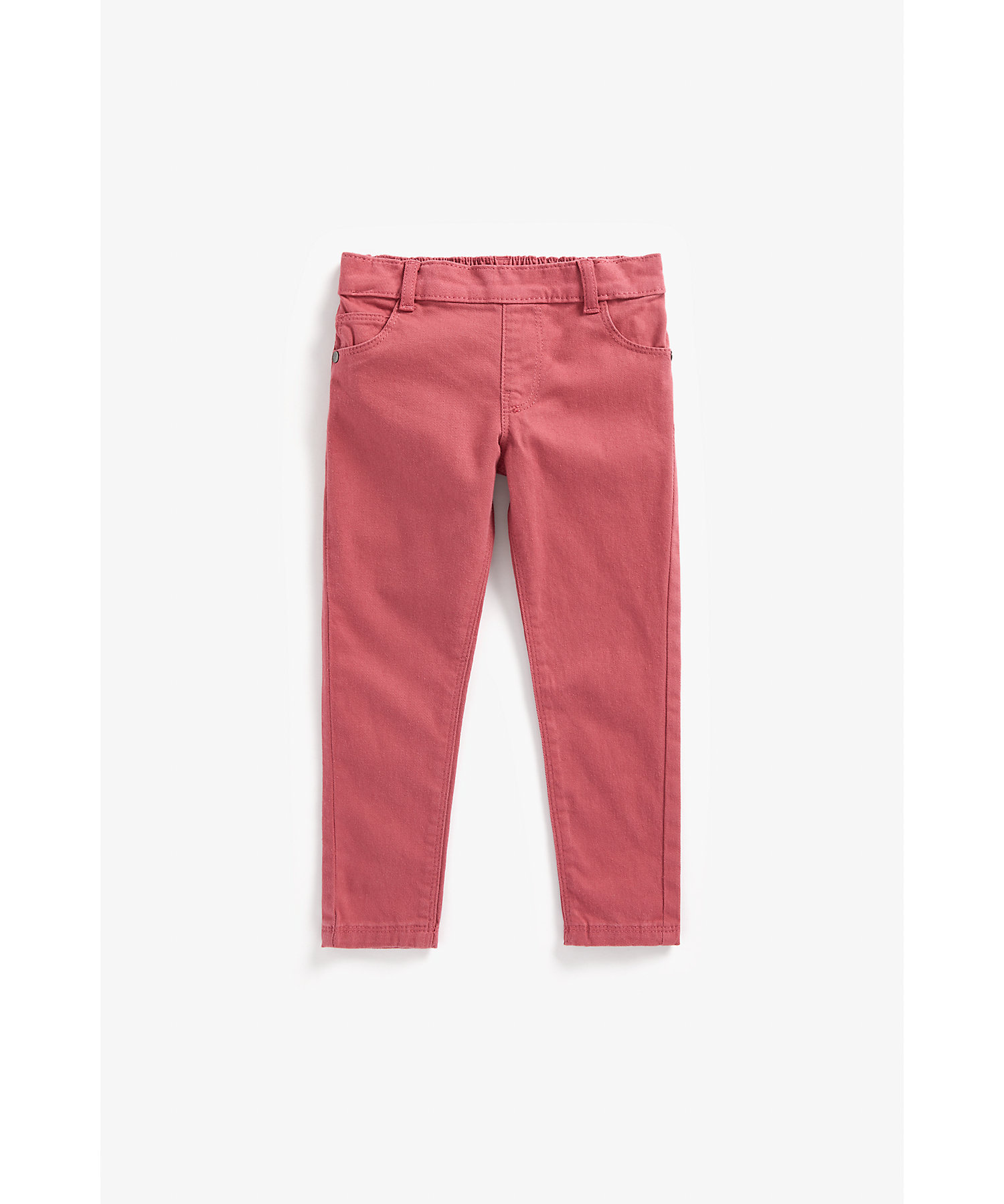 Mothercare   Girls Jeggings  - Pink