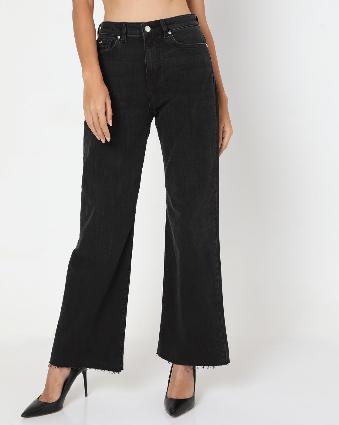 GAS | Women's Cecilia In Wide Jeans
