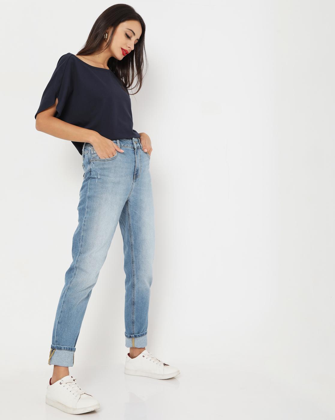 GAS | Women's Dyane In Regular Fit Jeans